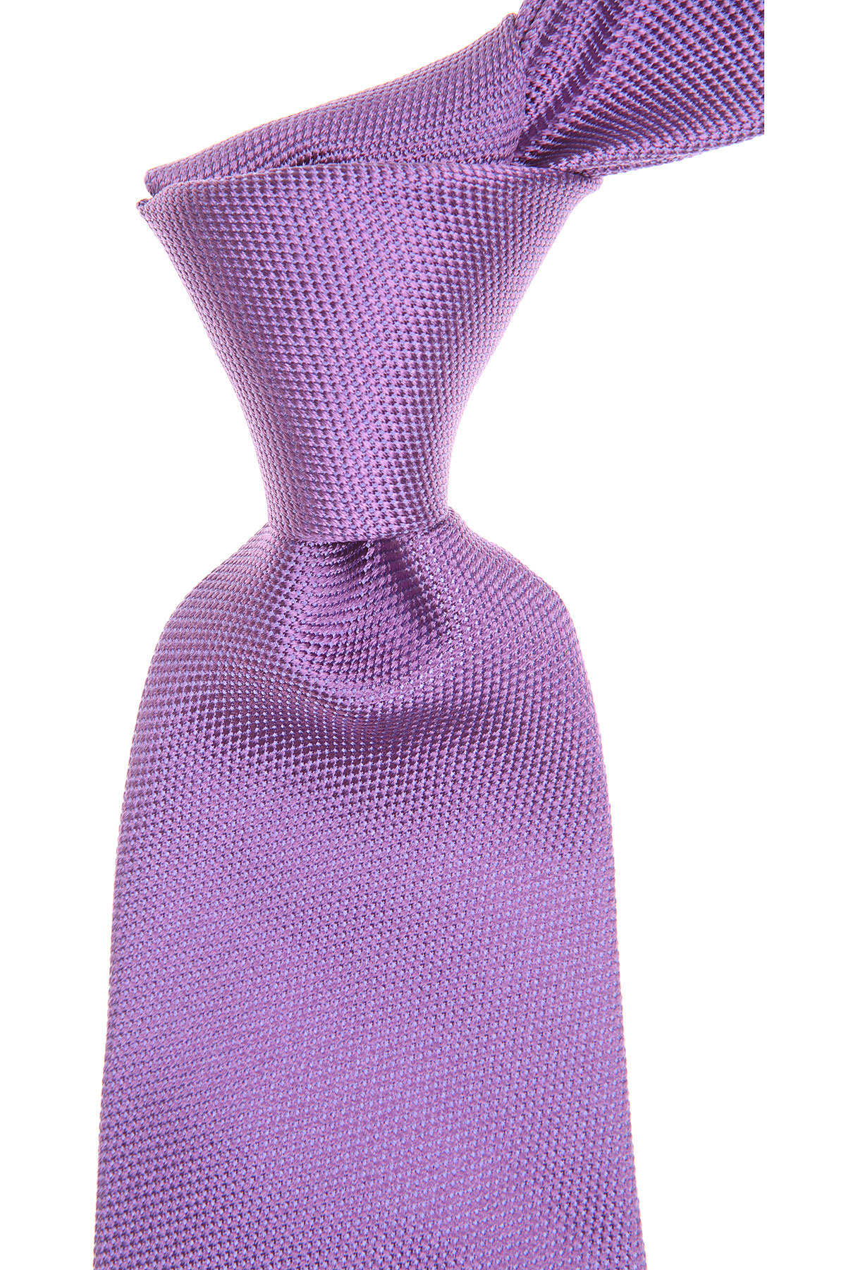 S.T. Dupont Ties On Sale, Bright Violet, Silk, 2019