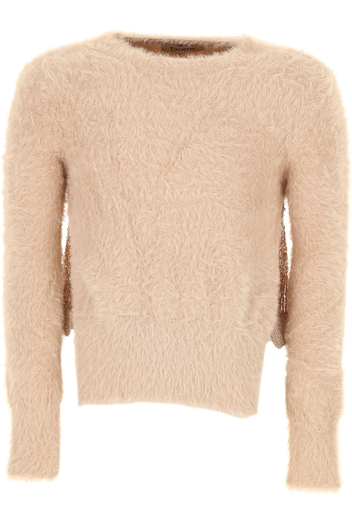 Dixie Kids Sweaters for Girls On Sale, Pink, polyamide, 2019, L XL XXL