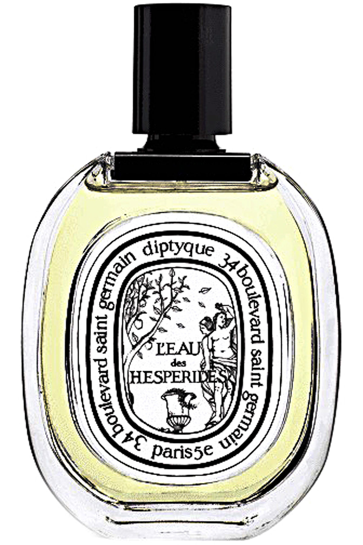 Diptyque Fragrances for Men, L Eau Des Hesperides - Eau De Toilette - 100 Ml, 2019, 100 ml