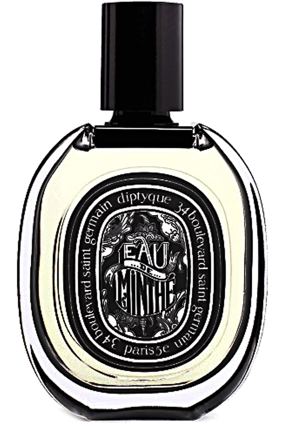 Diptyque Fragrances for Men, Eau De Minthe - Eau De Parfum - 75 Ml, 2019, 75 ml
