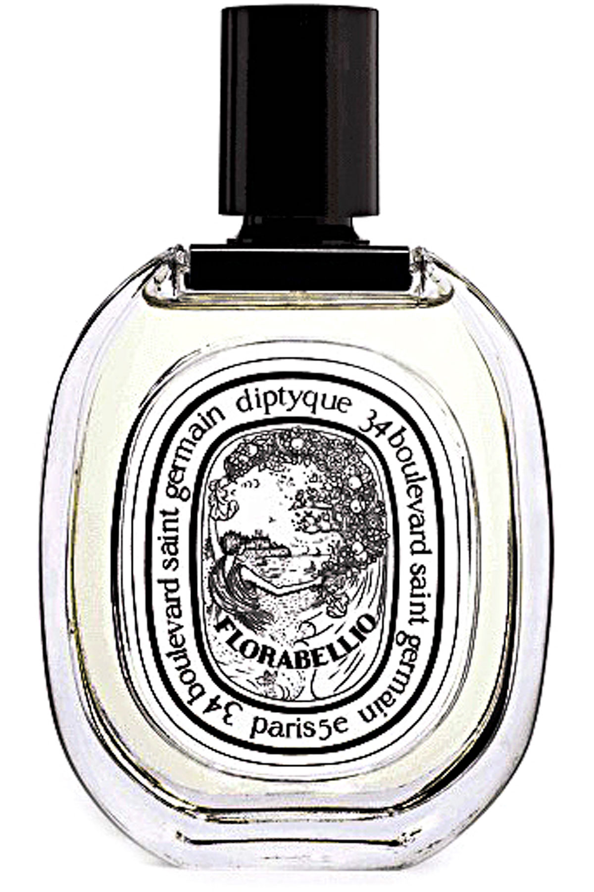Diptyque Fragrances for Men, Florabellio - Eau De Toilette - 100 Ml, 2019, 100 ml