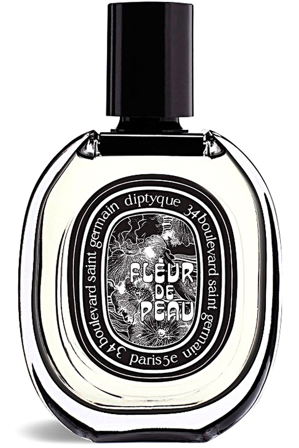 Diptyque Fragrances for Men, Fleur De Peau - Eau De Parfum - 75 Ml, 2019, 75 ml
