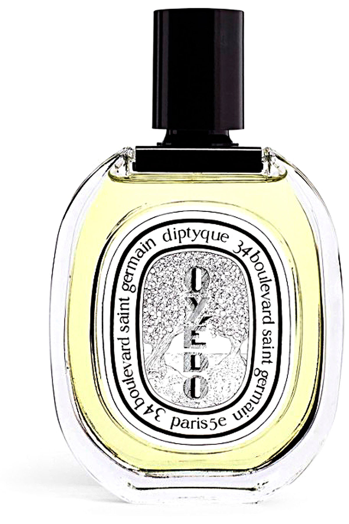 Diptyque Fragrances for Men, Oyedo - Eau De Toilette - 100 Ml, 2019, 100 ml