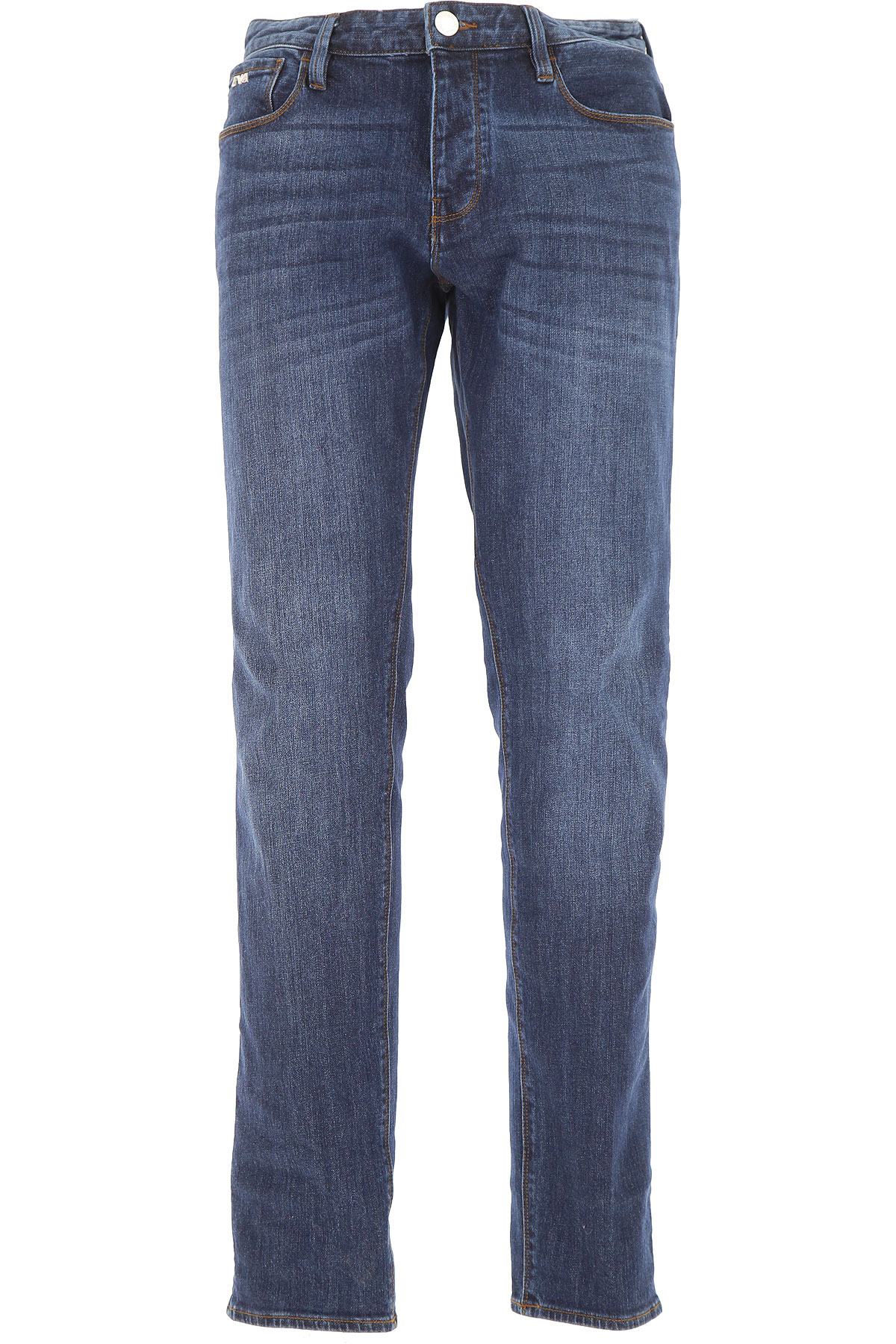 Emporio Armani Jeans, Denim, Cotton, 2017, 30 32 33 34 35 36