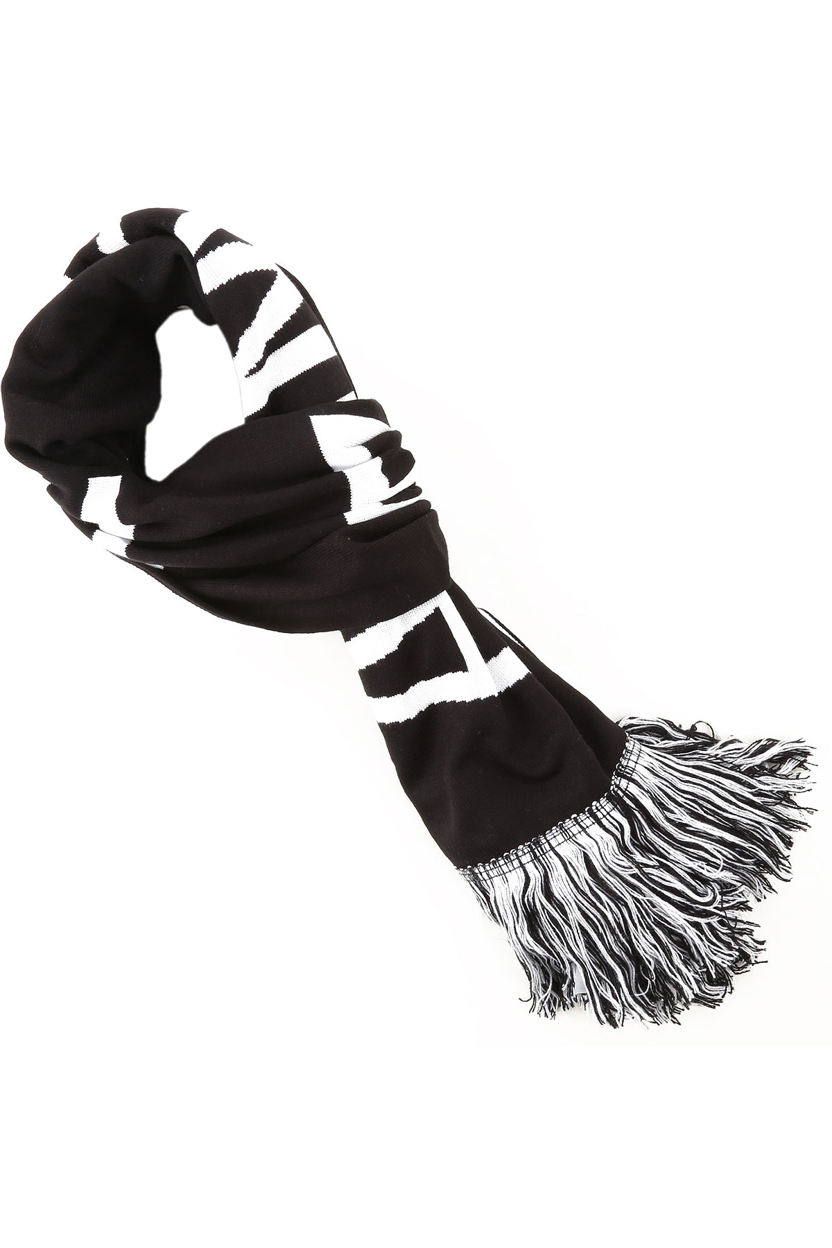 Armani Exchange Scarf for Men On Sale in Outlet, Black, Cotton, 2019