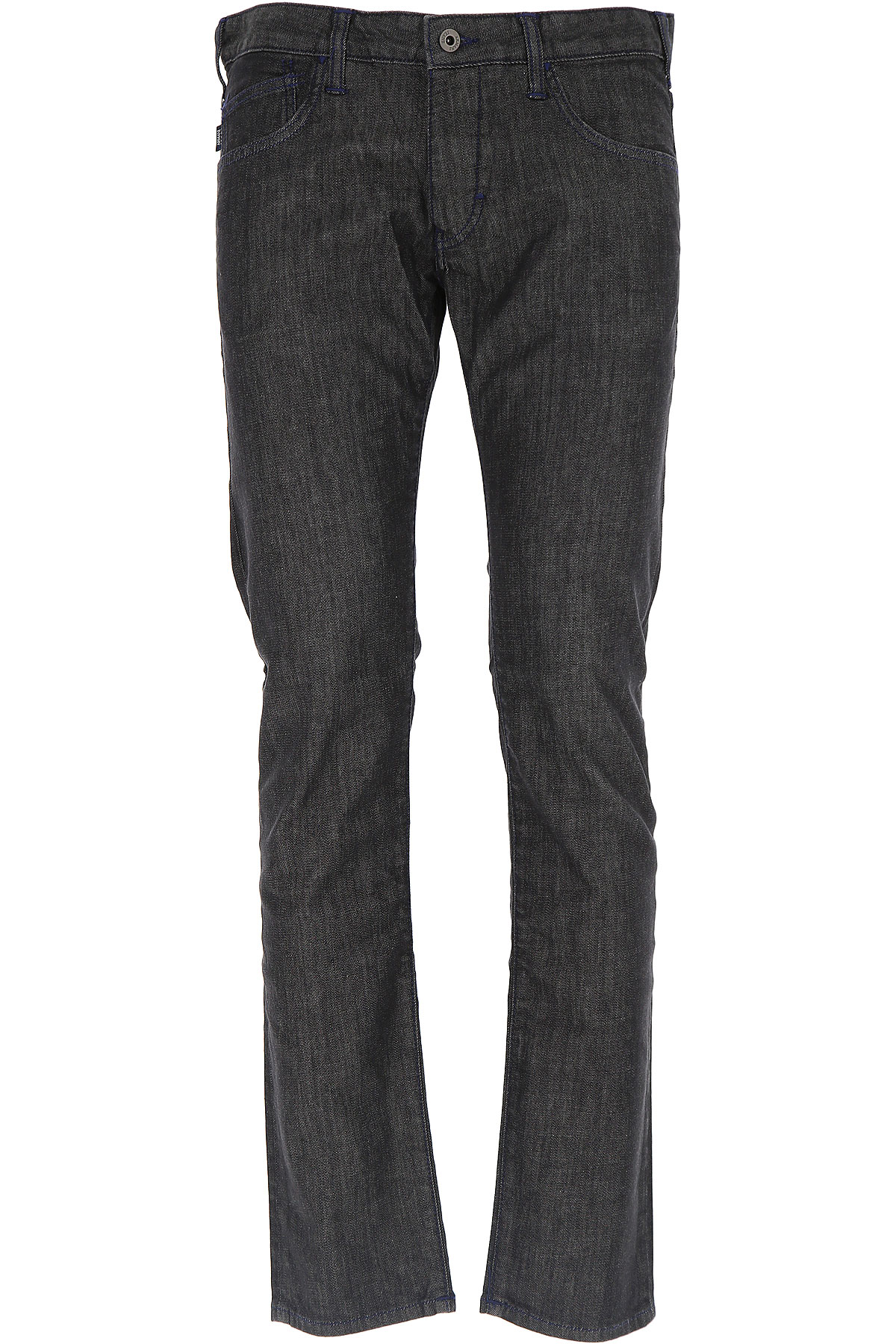 Emporio Armani Jeans On Sale in Outlet, Black, Cotton, 2017, 29 30 32 34