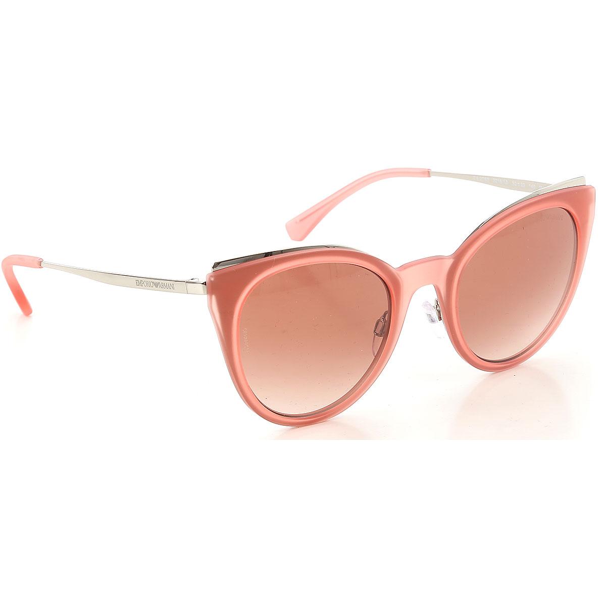 Image of Emporio Armani Sunglasses On Sale, Pink, 2017