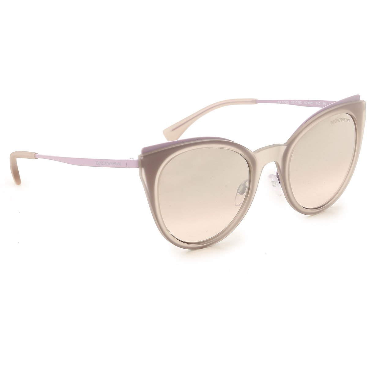 Image of Emporio Armani Sunglasses On Sale, Lilac, 2017