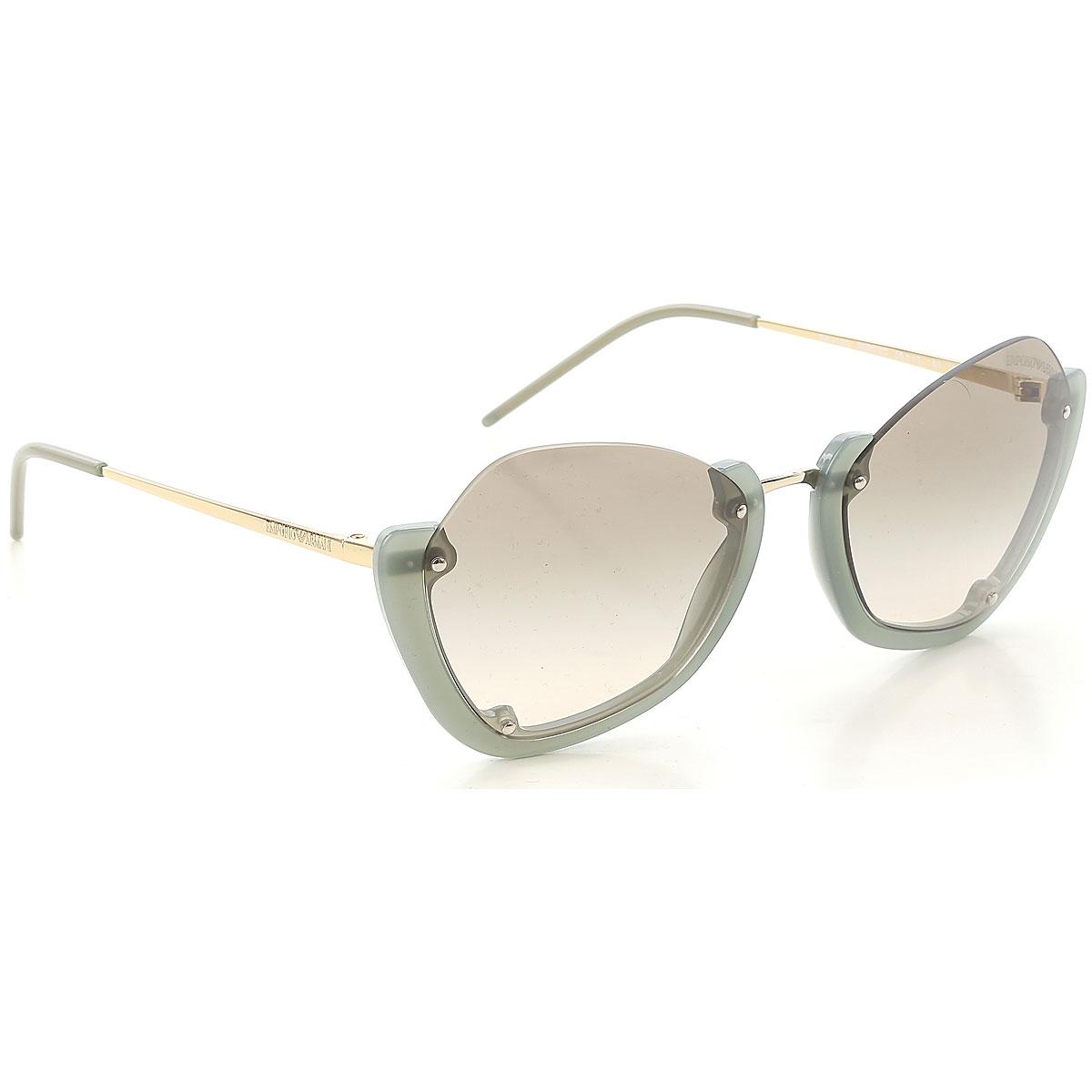 Image of Emporio Armani Sunglasses On Sale, Grey, 2017