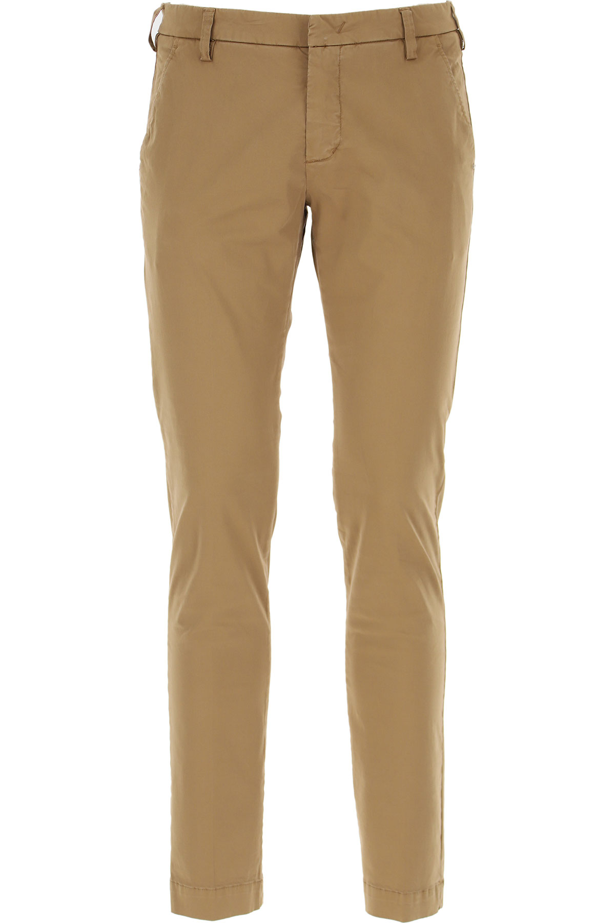 Entre Amis Pants for Men On Sale, Brown, Cotton, 2019, 33 34 36 38
