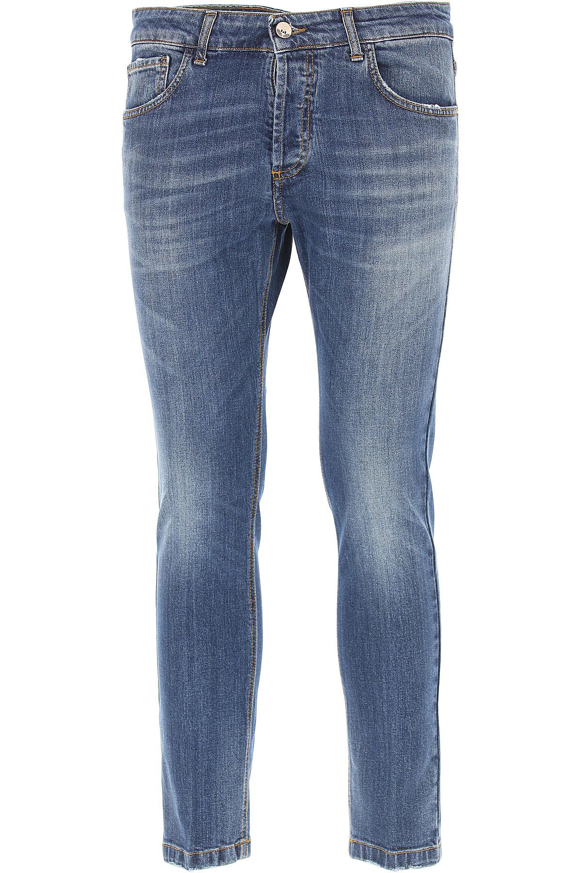 Image of Entre Amis Jeans, Denim, Cotton, 2017, 30 31 32 33 34 35 36 38