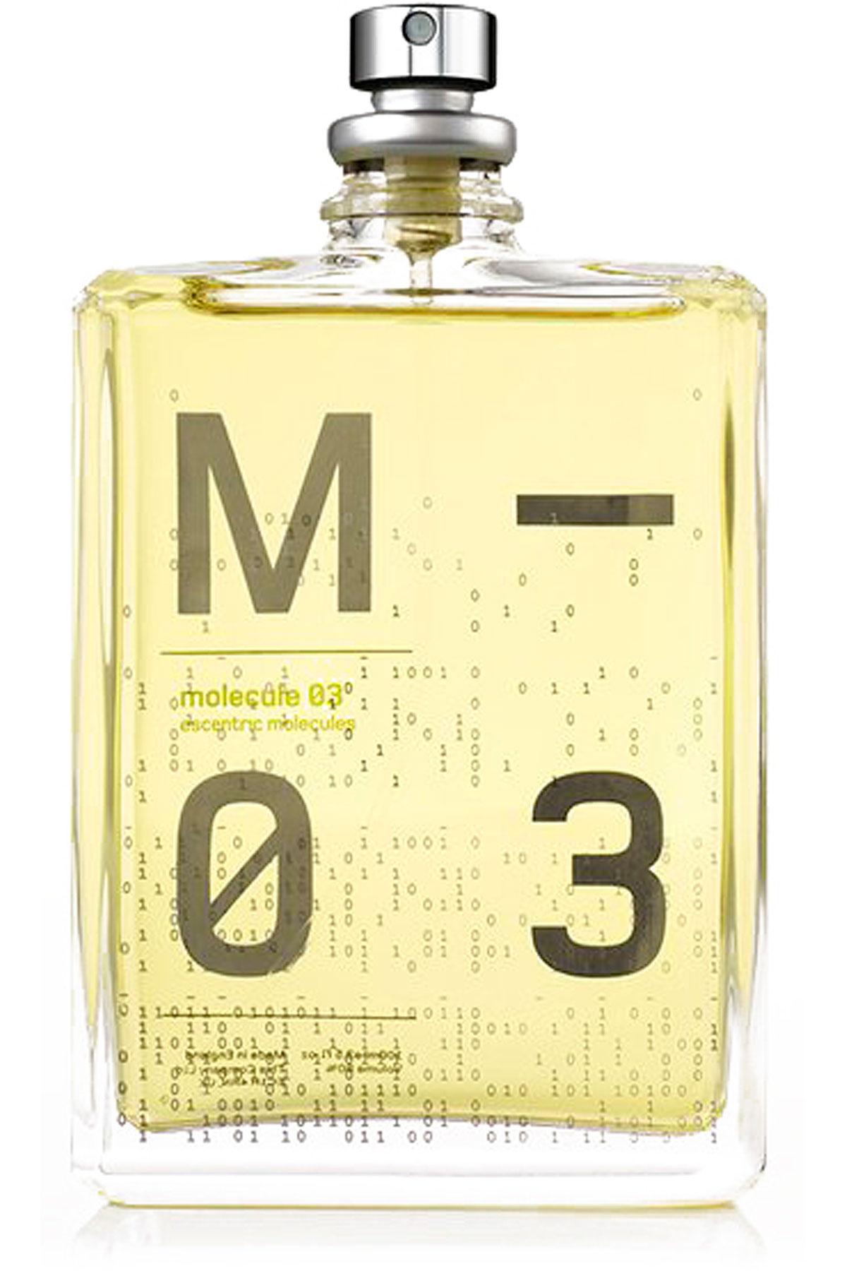 Escentric Molecules Fragrances for Men, Molecule 03 - Eau De Parfum - 100 Ml, 2019, 100 ml