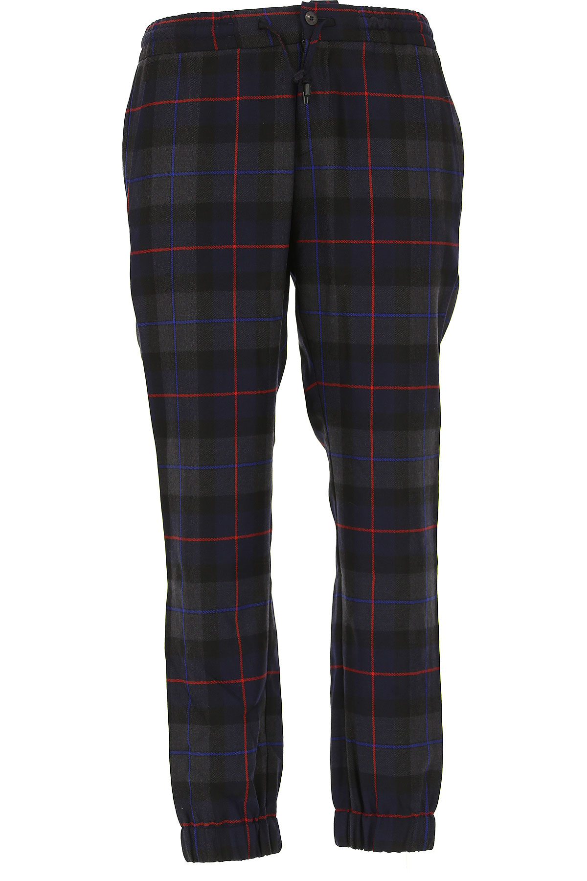 Etro Pants for Men On Sale, Multicolor, Cotton, 2017, 34 36 40