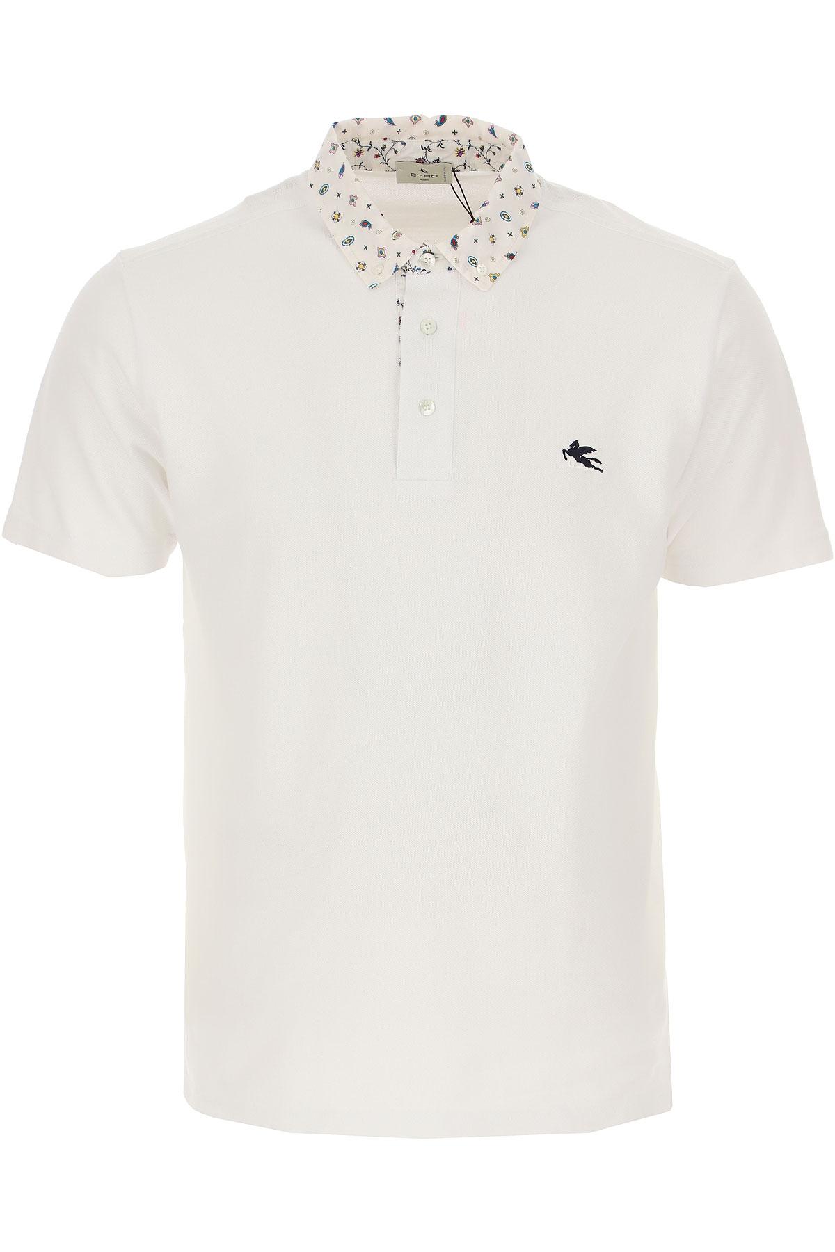 Etro Etro Polo Shirt for Men On Sale, White, Cotton, 2021, XL XXL from Raffaello Network | Accuweather