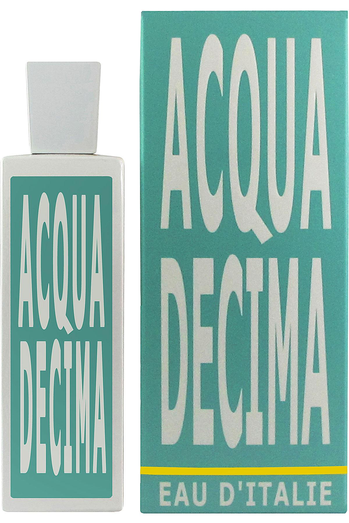 Eau D Italie Fragrances for Men, Acqua Decima - Eau De Toilette - 100 Ml, 2019, 100 ml