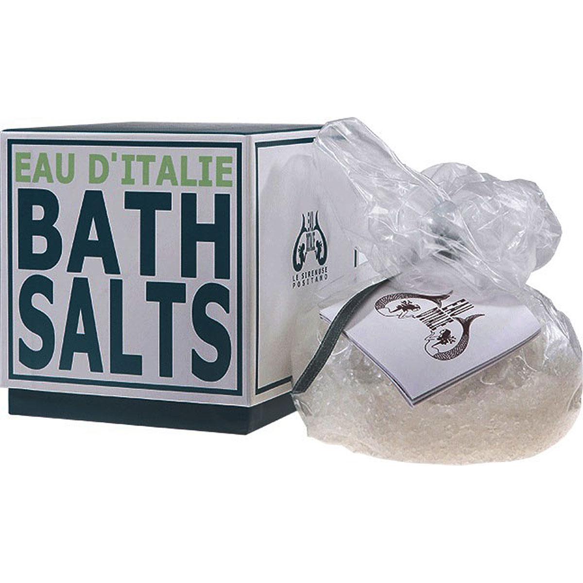 Eau D Italie Beauty for Men, Eau D Italie - Bath Salts - 500 Gr, 2019, 500 gr