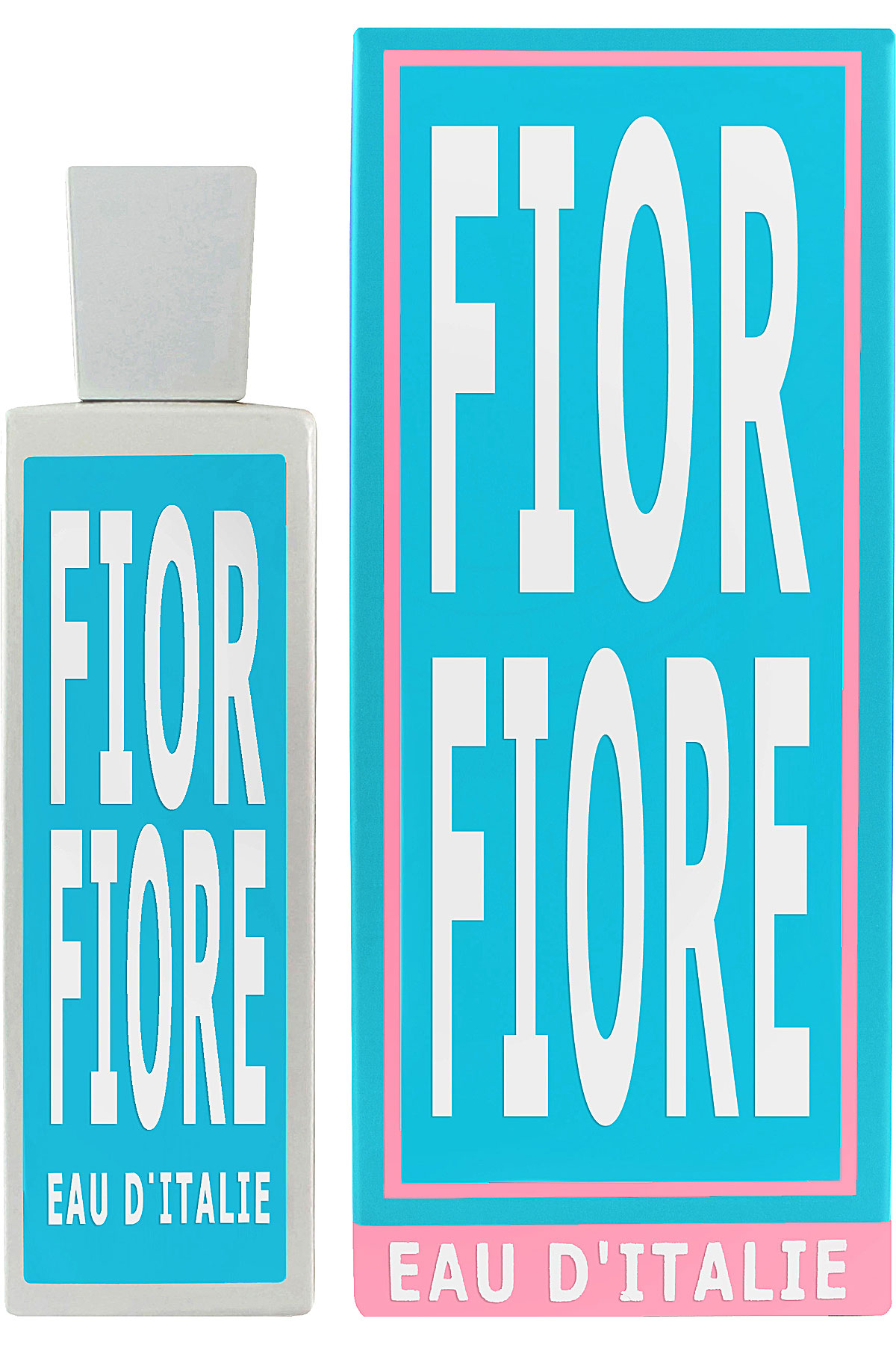 Eau D Italie Fragrances for Men, Fior Fiore - Eau De Parfum - 100 Ml, 2019, 100 ml