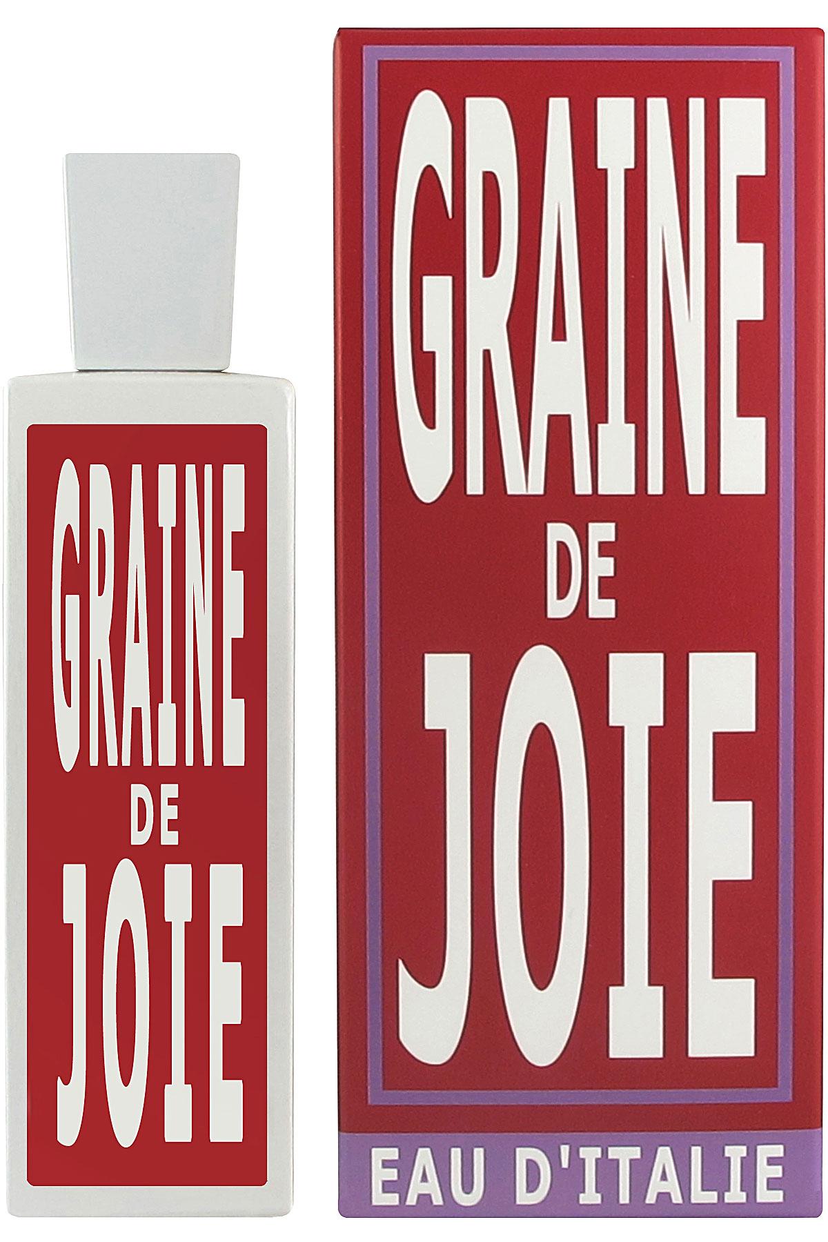 Eau D Italie Fragrances for Men, Graine De Joie - Eau De Parfum - 100 Ml, 2019, 100 ml