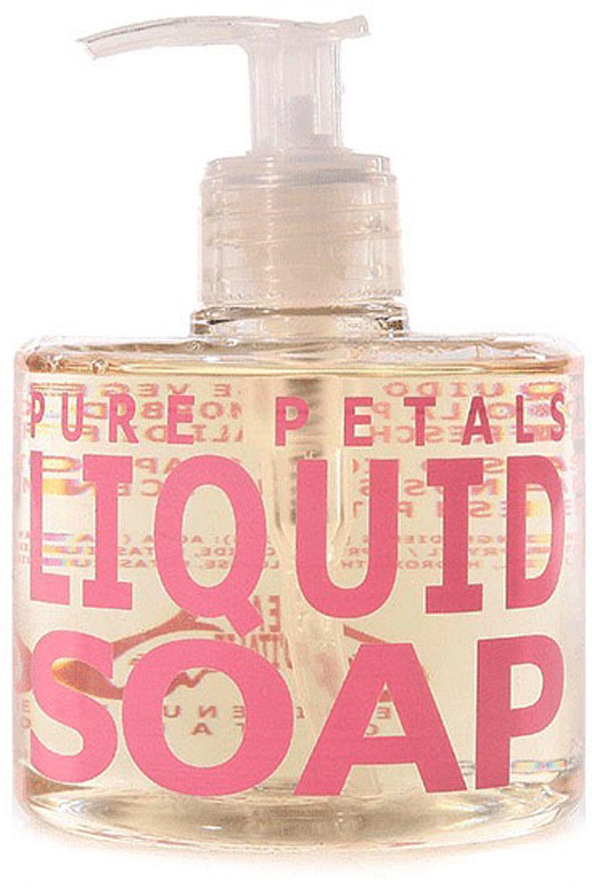 Eau D Italie Beauty for Men, Pure Petals - Liquid Soap - 300 Ml, 2019, 300 ml