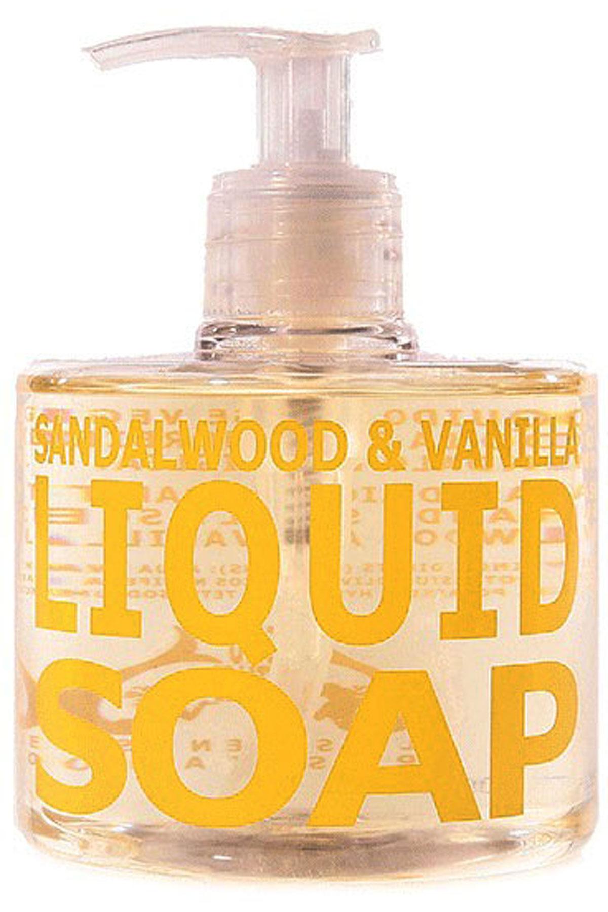 Eau D Italie Beauty for Men, Sandalwood And Vanilla - Liquid Soap - 300 Ml, 2019, 300 ml