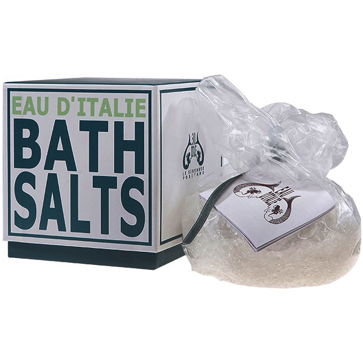 Eau D Italie Beauty for Women, Eau D Italie - Bath Salts - 500 Gr, 2019, 500 gr