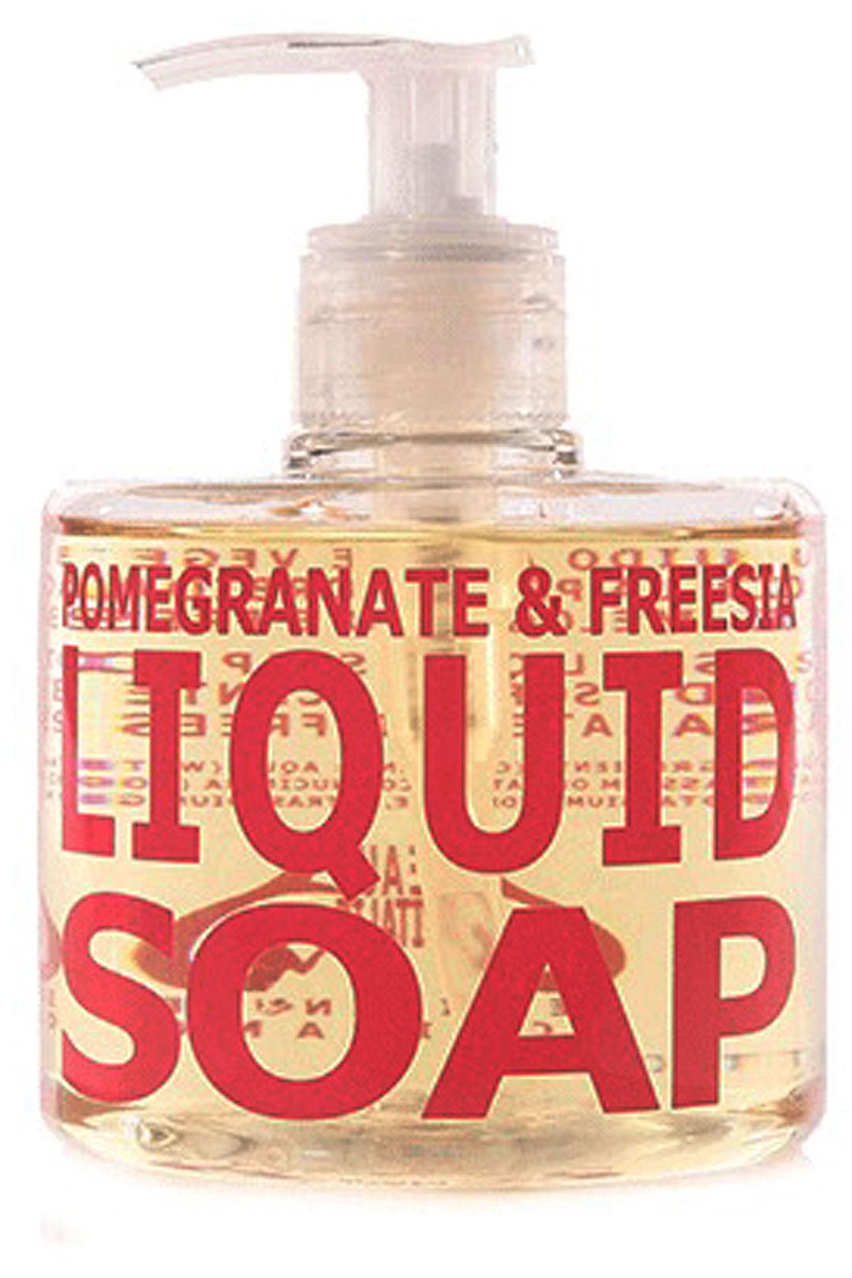 Eau D Italie Beauty for Women, Pomegranate And Freesia - Liquid Soap - 300 Ml, 2019, 300 ml