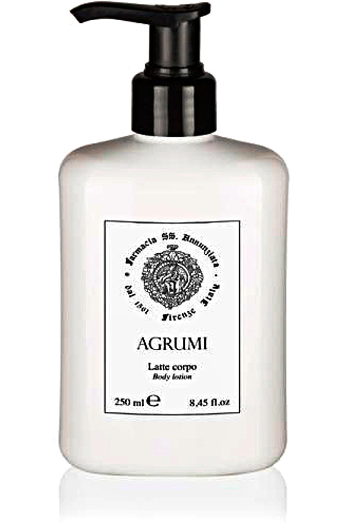 Farmacia Ss Annunziata 1561 Beauty for Men On Sale, Agrumi - Body Milk - 250 Ml, 2019, 250 ml