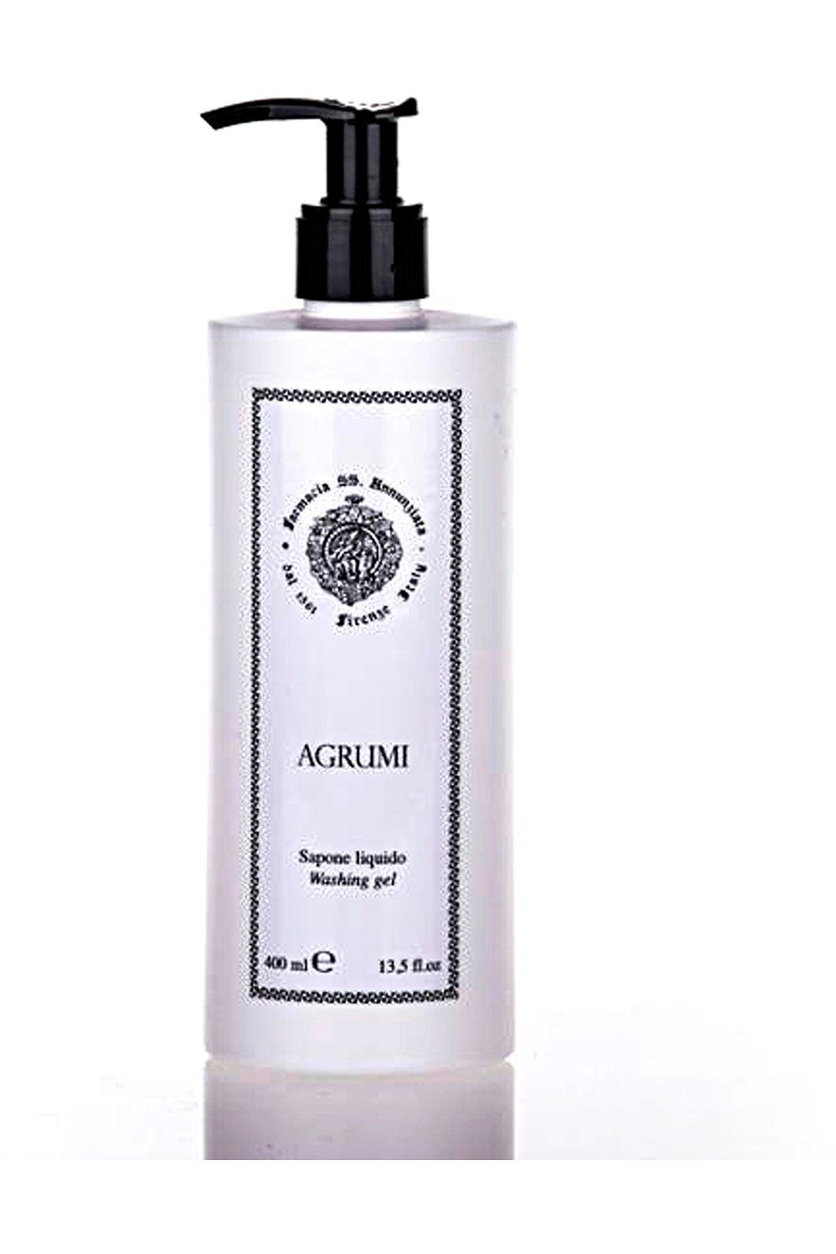 Farmacia Ss Annunziata 1561 Beauty for Men On Sale, Agrumi - Liquid Soap - 400 Ml, 2019, 400 ml
