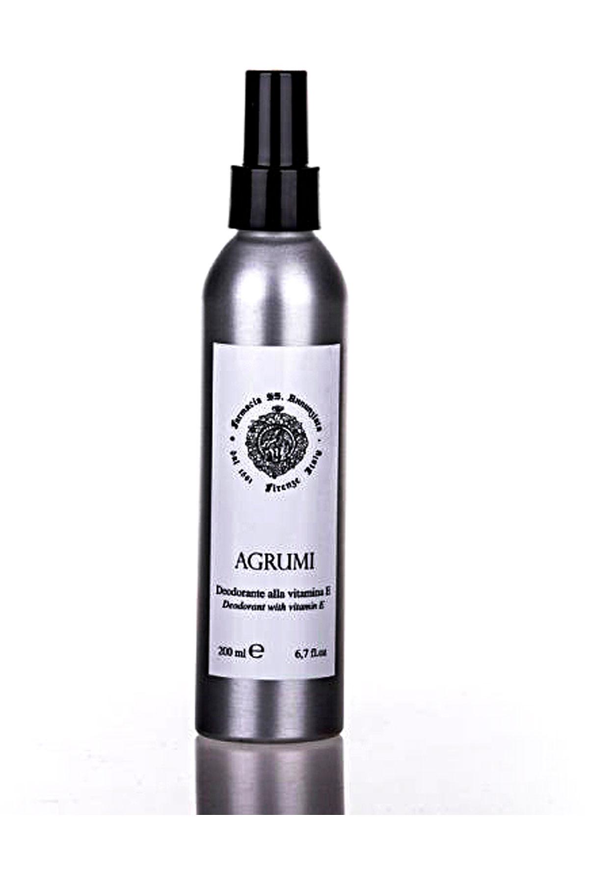 Farmacia Ss Annunziata 1561 Beauty for Men On Sale, Agrumi - Deodorant - 200 Ml, 2019, 200 ml