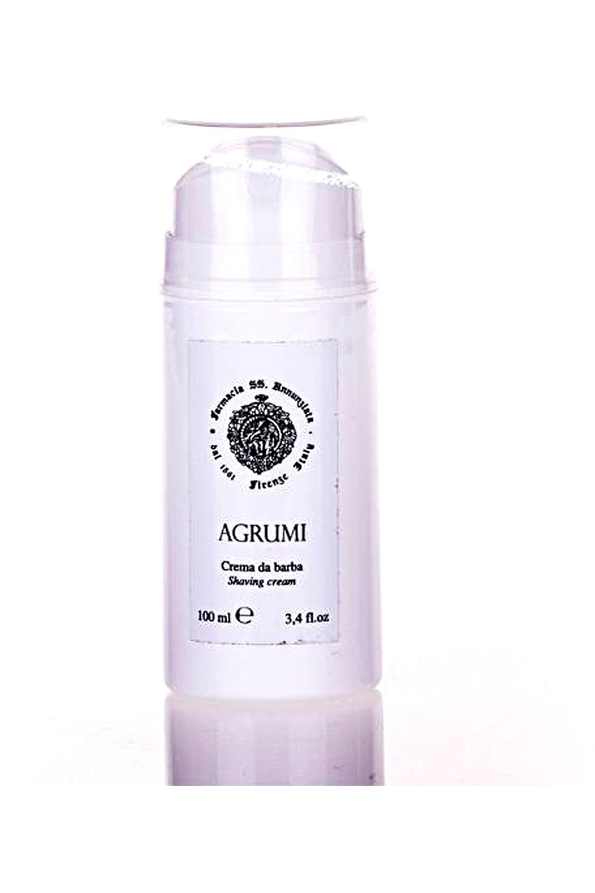 Farmacia Ss Annunziata 1561 Shave for Men, Airless Shave Cream - Agrumi - 100 Ml, 2019, 100 ml
