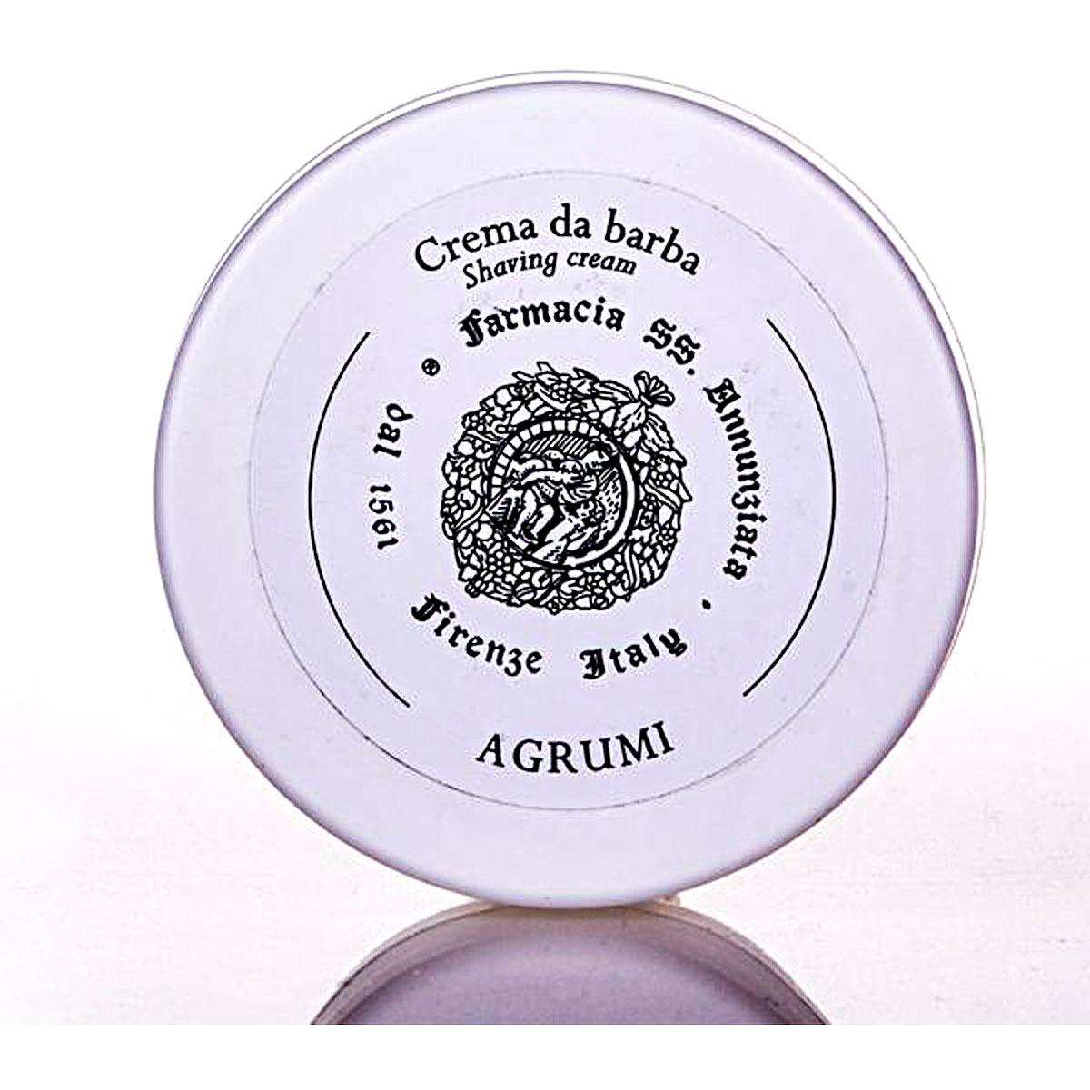 Farmacia Ss Annunziata 1561 Shave for Men, Agrumi - Shave Cream- 200 Ml, 2019, 200 ml