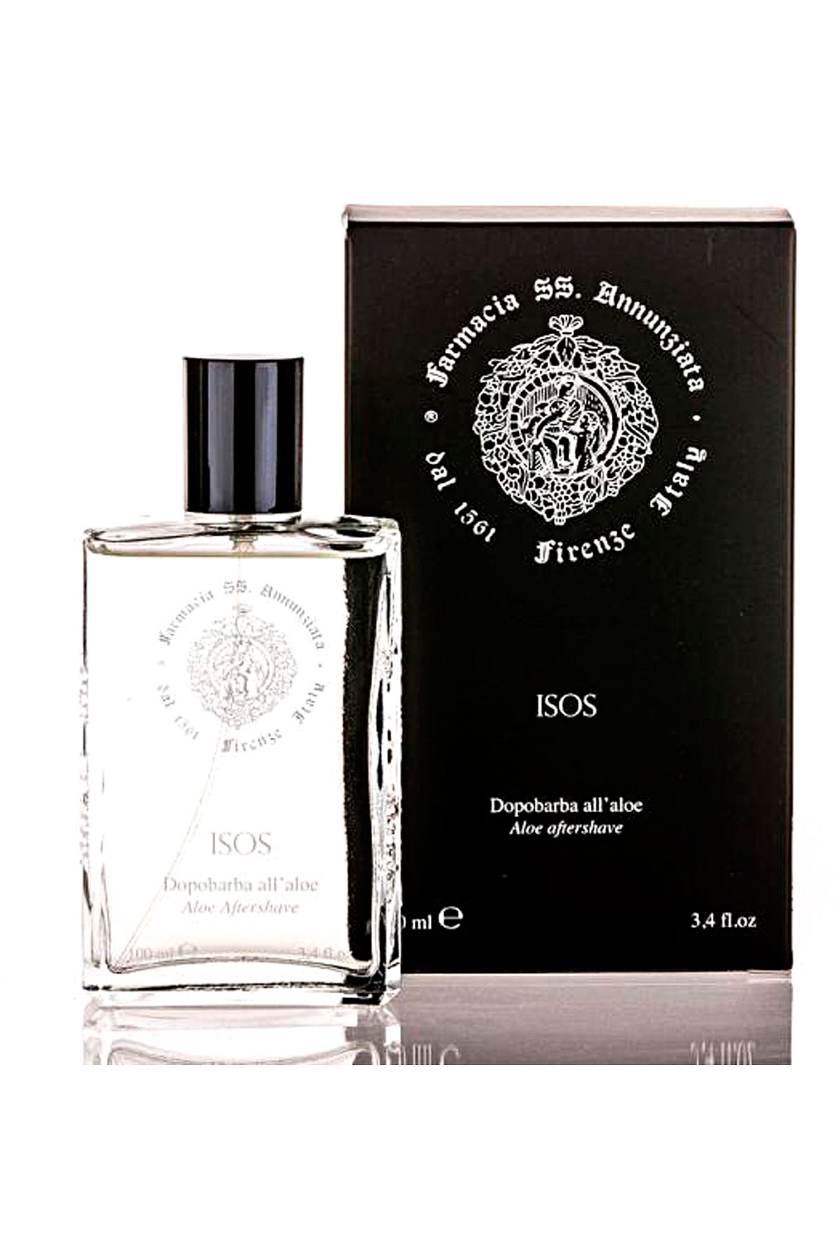 Farmacia Ss Annunziata 1561 Shave for Men, Isos - Aftershave - 100 Ml, 2019, 100 ml