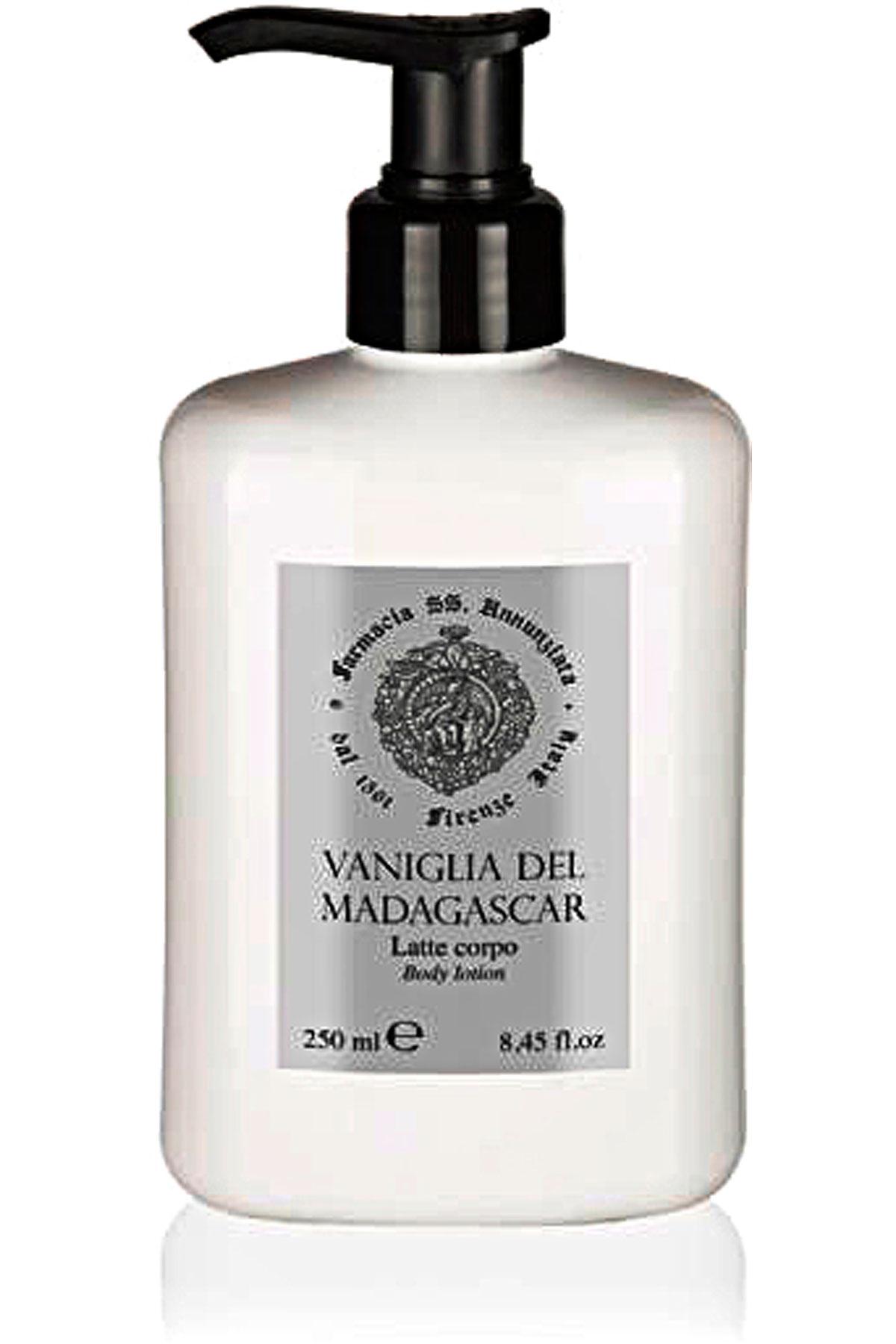 Farmacia Ss Annunziata 1561 Beauty for Men On Sale, Vaniglia Del Madagascar - Body Milk - 250 Ml, 2019, 250 ml