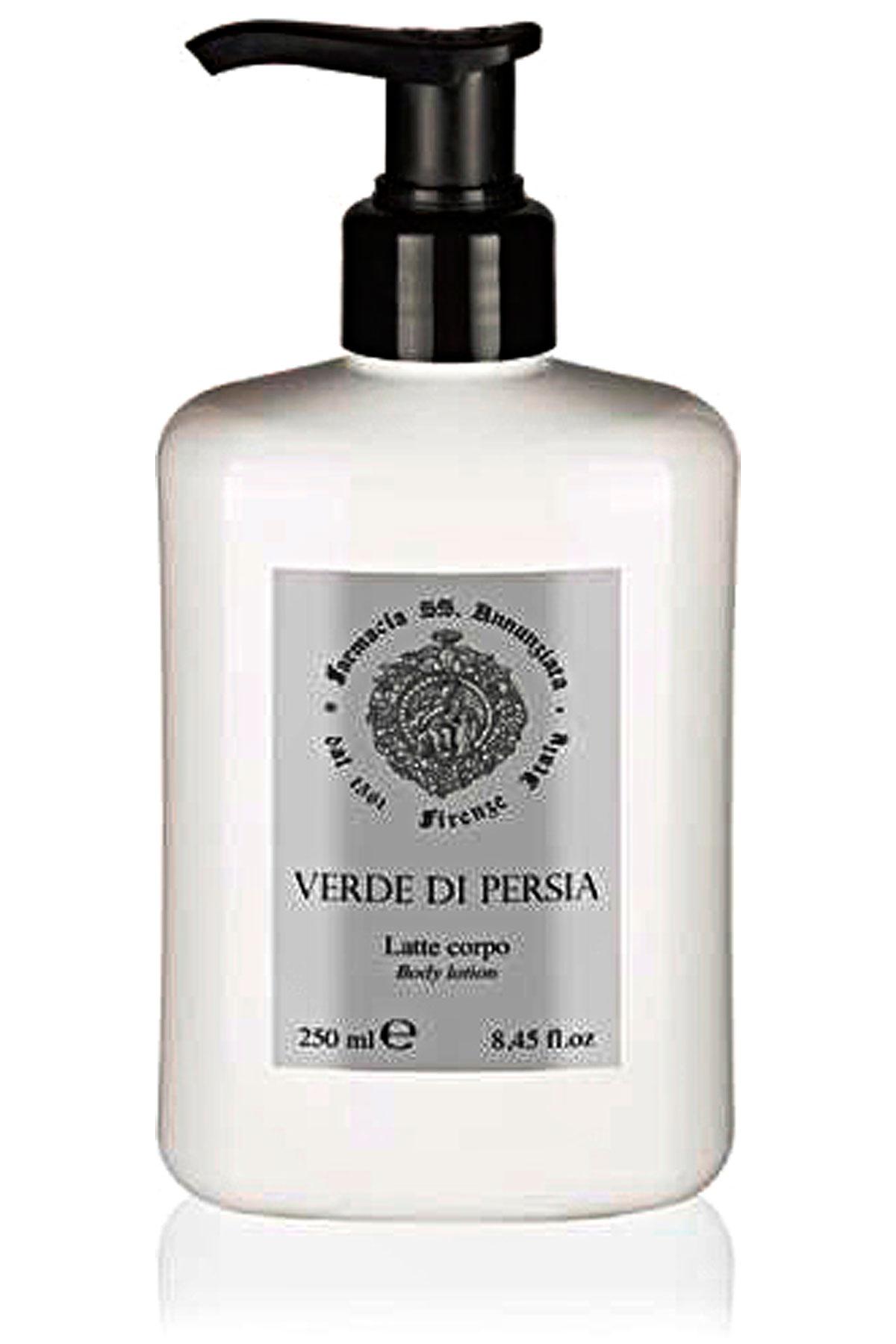 Farmacia Ss Annunziata 1561 Beauty for Men On Sale, Verde Di Persia - Body Milk - 250 Ml, 2019, 250 ml