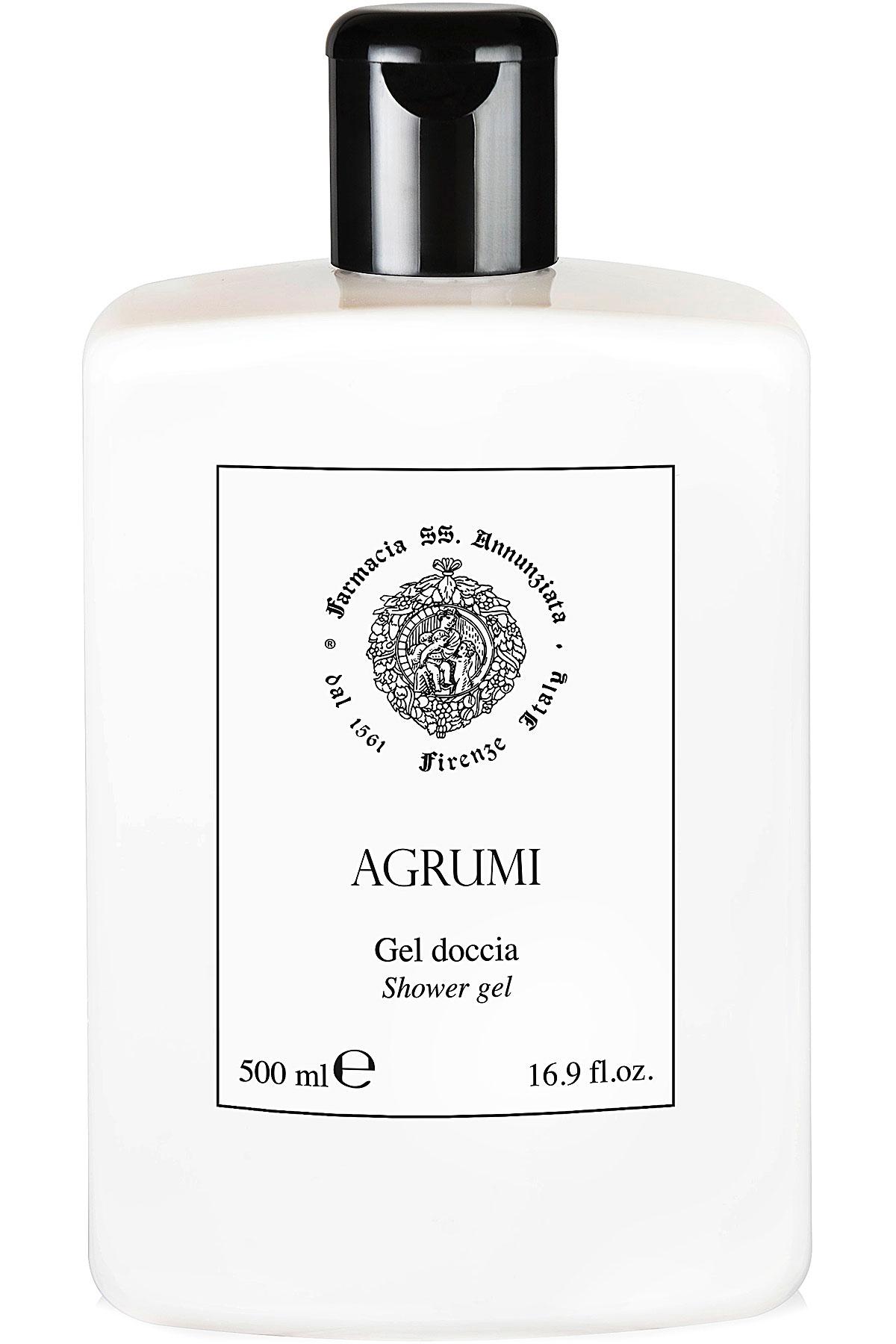 Farmacia Ss Annunziata 1561 Beauty for Women On Sale, Agrumi - Shower Gel - 500 Ml, 2019, 500 ml