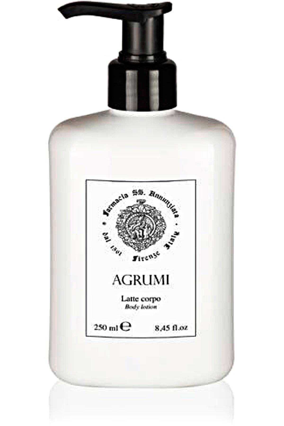 Farmacia Ss Annunziata 1561 Beauty for Women On Sale, Agrumi - Body Milk - 250 Ml, 2019, 250 ml