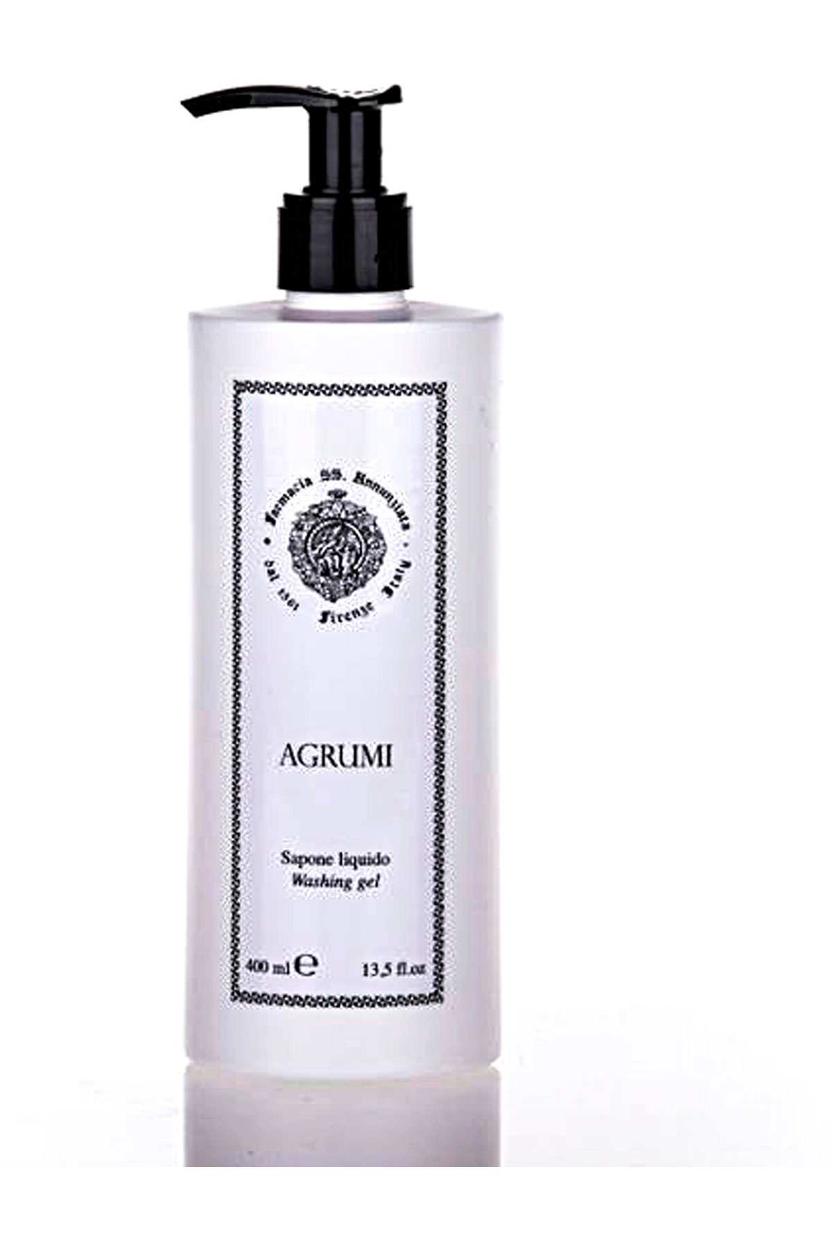Farmacia Ss Annunziata 1561 Beauty for Women On Sale, Agrumi - Liquid Soap - 400 Ml, 2019, 400 ml