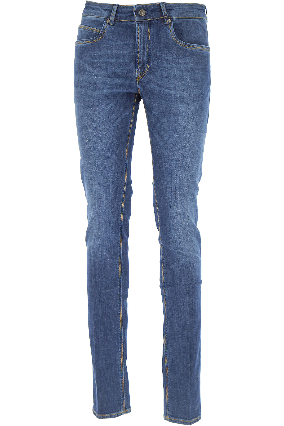 Fay Jeans On Sale, Denim Blue, Cotton, 2017, 32 33 34 35 38