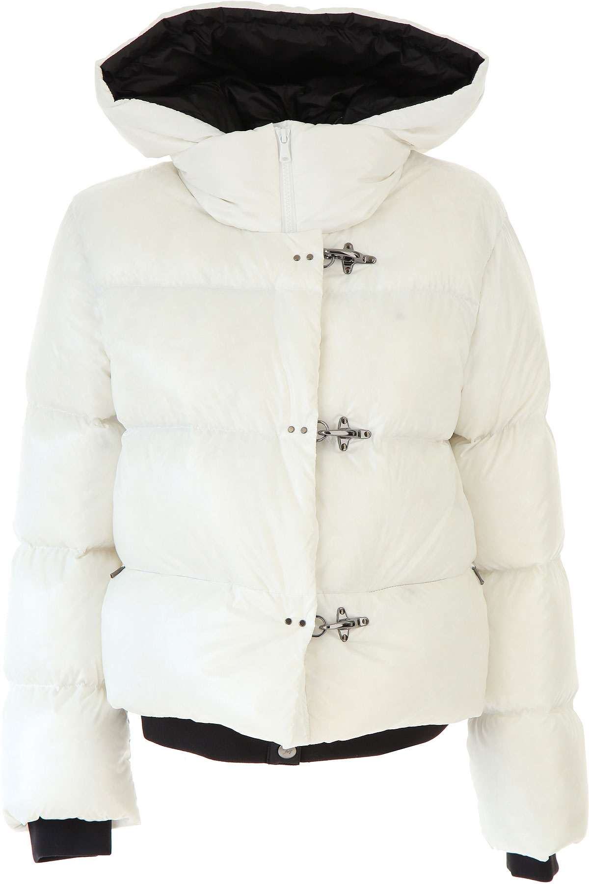 Fay Down Jacket for Women, Puffer Ski Jacket On Sale, White, Down, 2019, 2 4 6