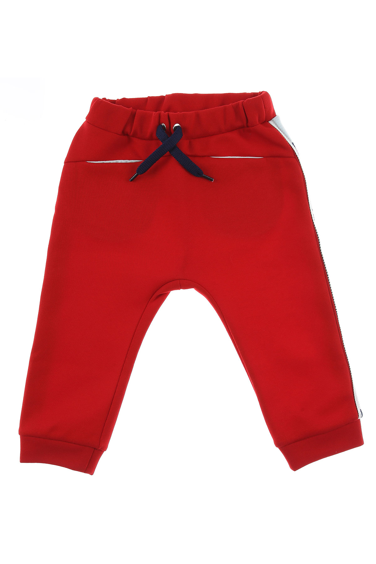 Image of Fendi Baby Sweatpants for Boys, Red, Cotton, 2017, 12M 18M 2Y