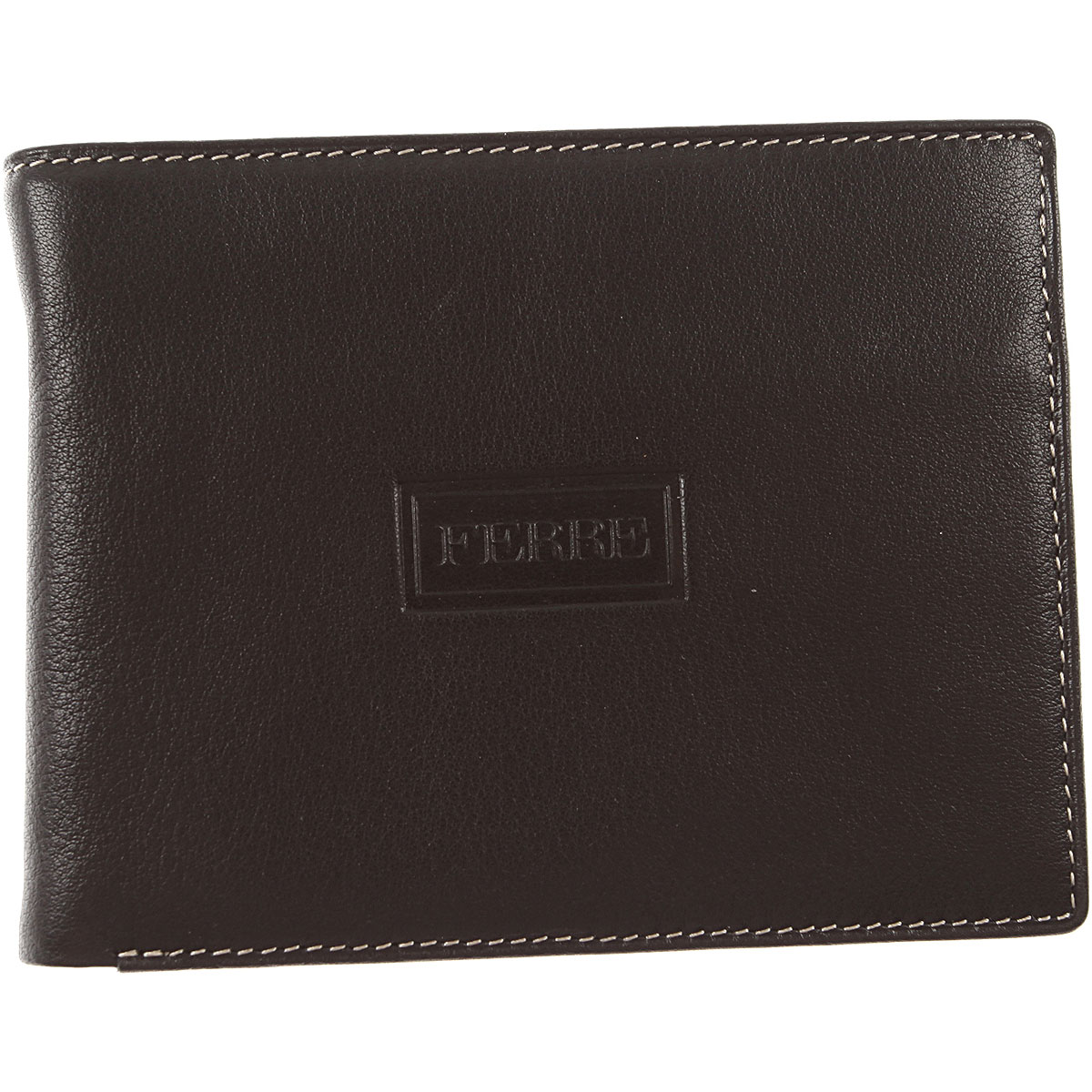 Image of Gianfranco Ferre Wallet for Men On Sale in Outlet, Black, Leather, 2017