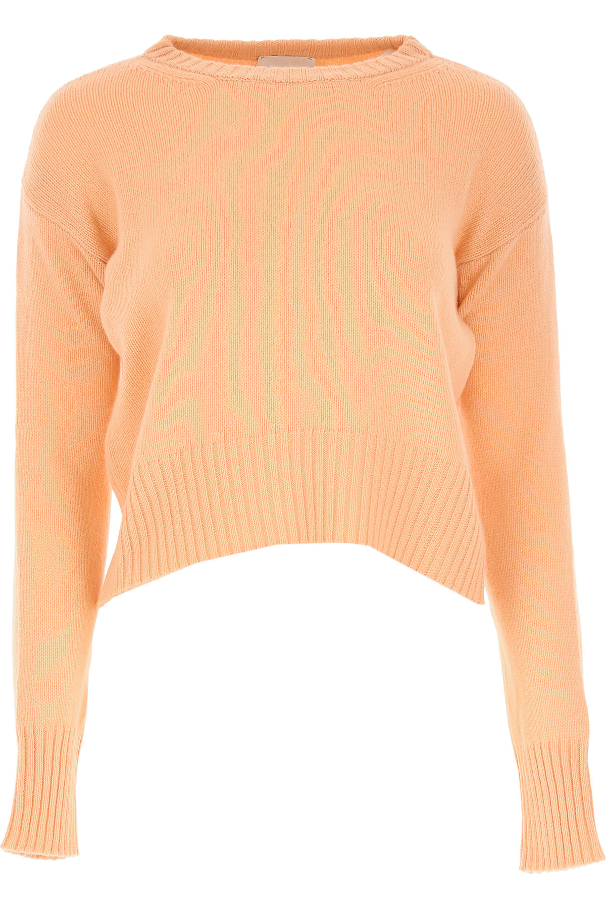 Forte Forte Sweater for Women Jumper, blush, Cashmere, 2019, 0 - XS - IT 38 1 - S - IT 40