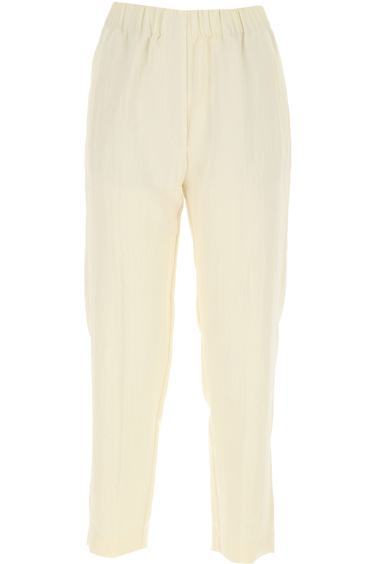 Forte Forte Pants for Women On Sale, Butter, Modal, 2019, 0 - XS - IT 38 2 - M - IT 42 3 - L - IT 44