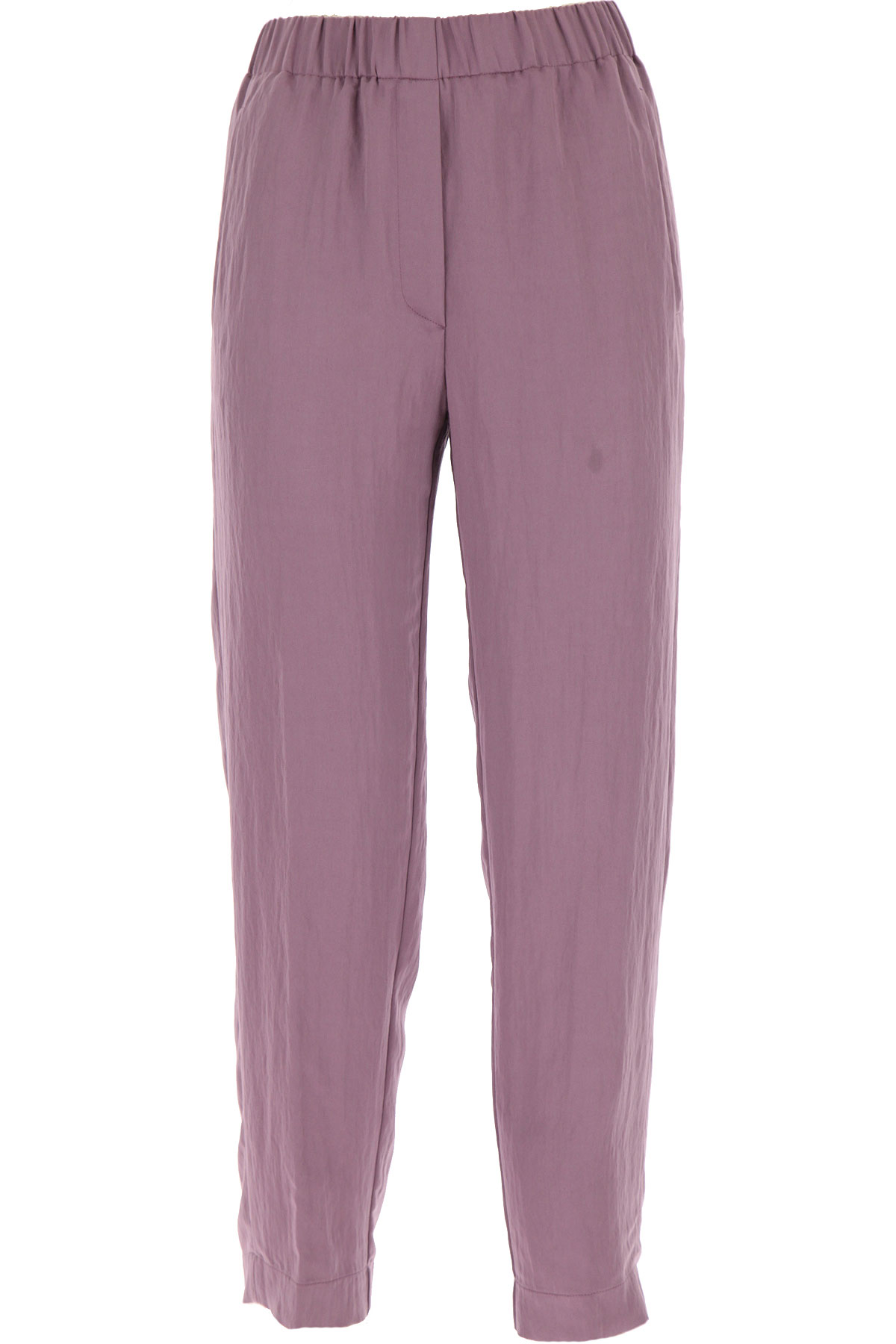 Forte Forte Pants for Women On Sale, Mauve pink, Modal, 2019, 0 - XS - IT 38 1 - S - IT 40 2 - M - IT 42