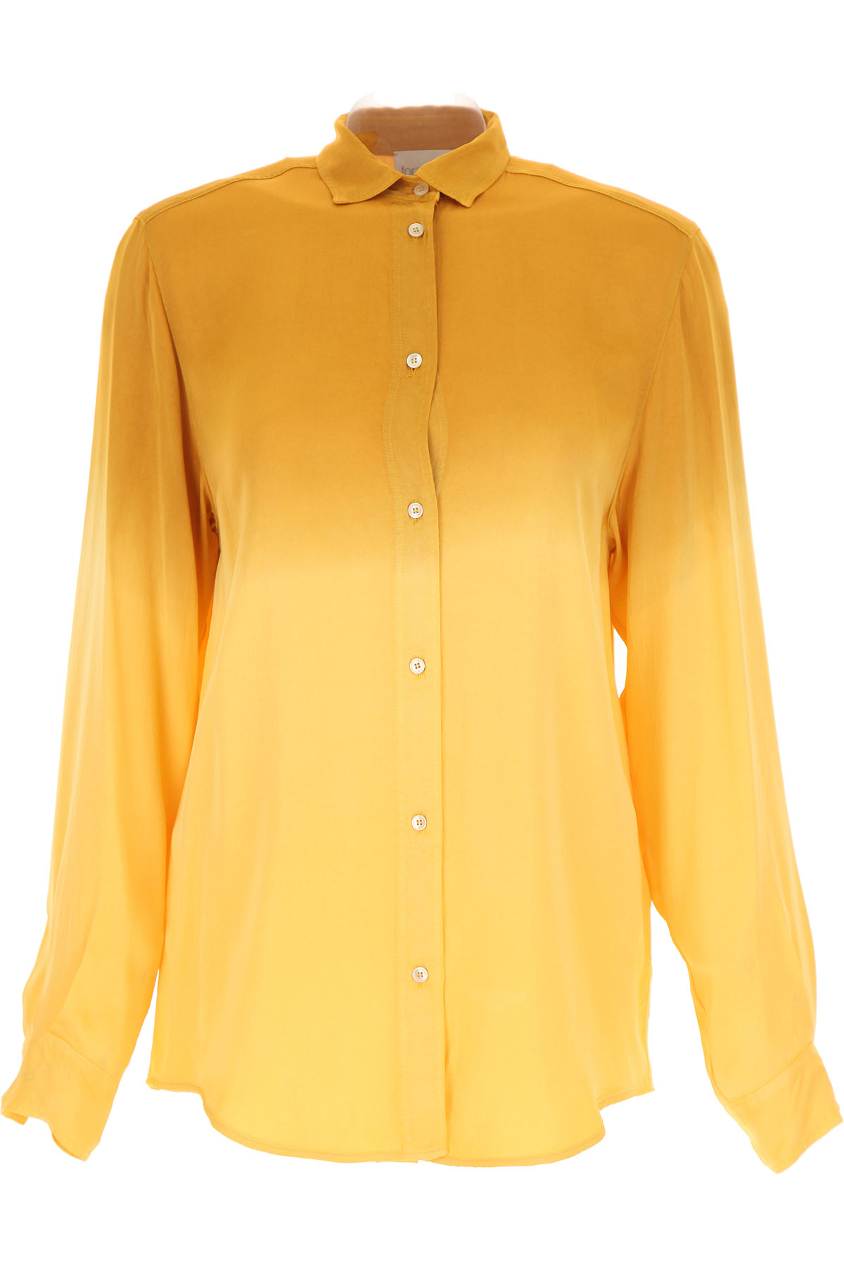 Forte Forte Top for Women On Sale, Gold, Viscose, 2019, 1 - S - IT 40 2 - M - IT 42