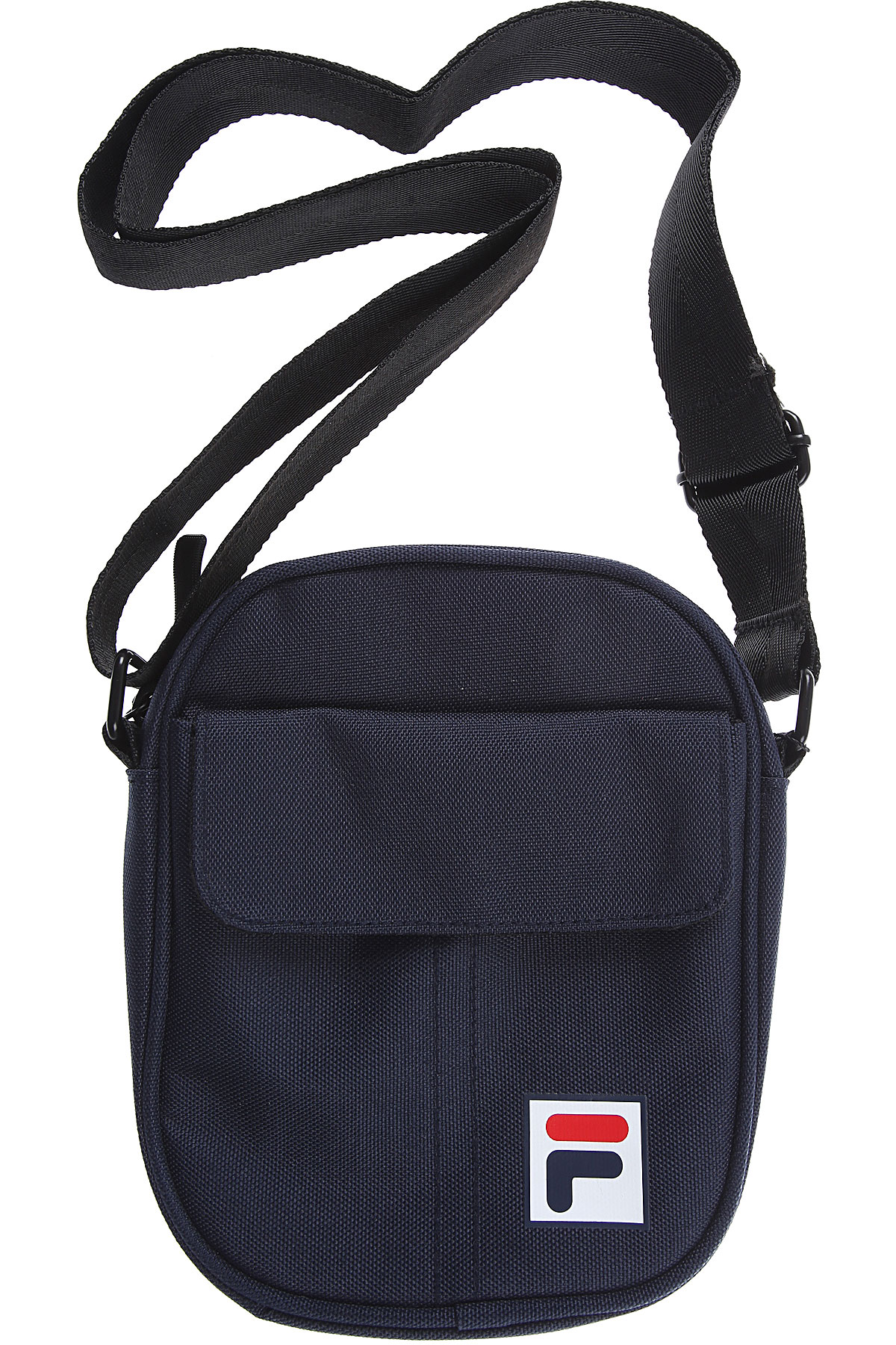 Fila Briefcases On Sale in Outlet, Black Iris, Nylon, 2019