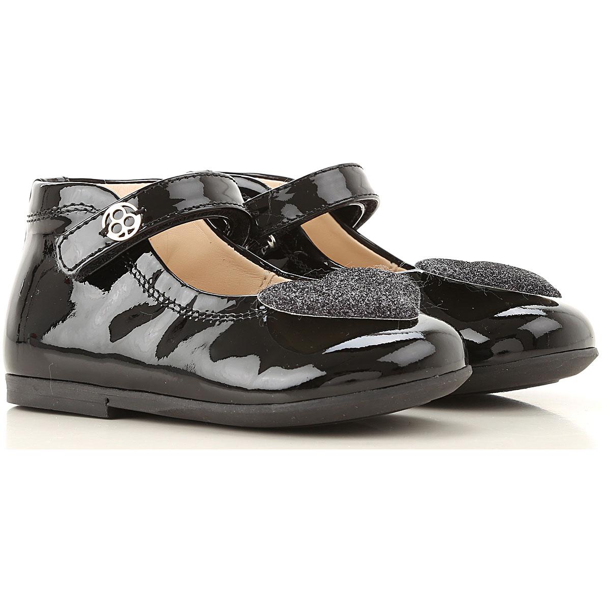 Florens Kids Shoes for Girls On Sale, Black, Rubber, 2019, 20 21 22 23 24 25 26 27 28 29