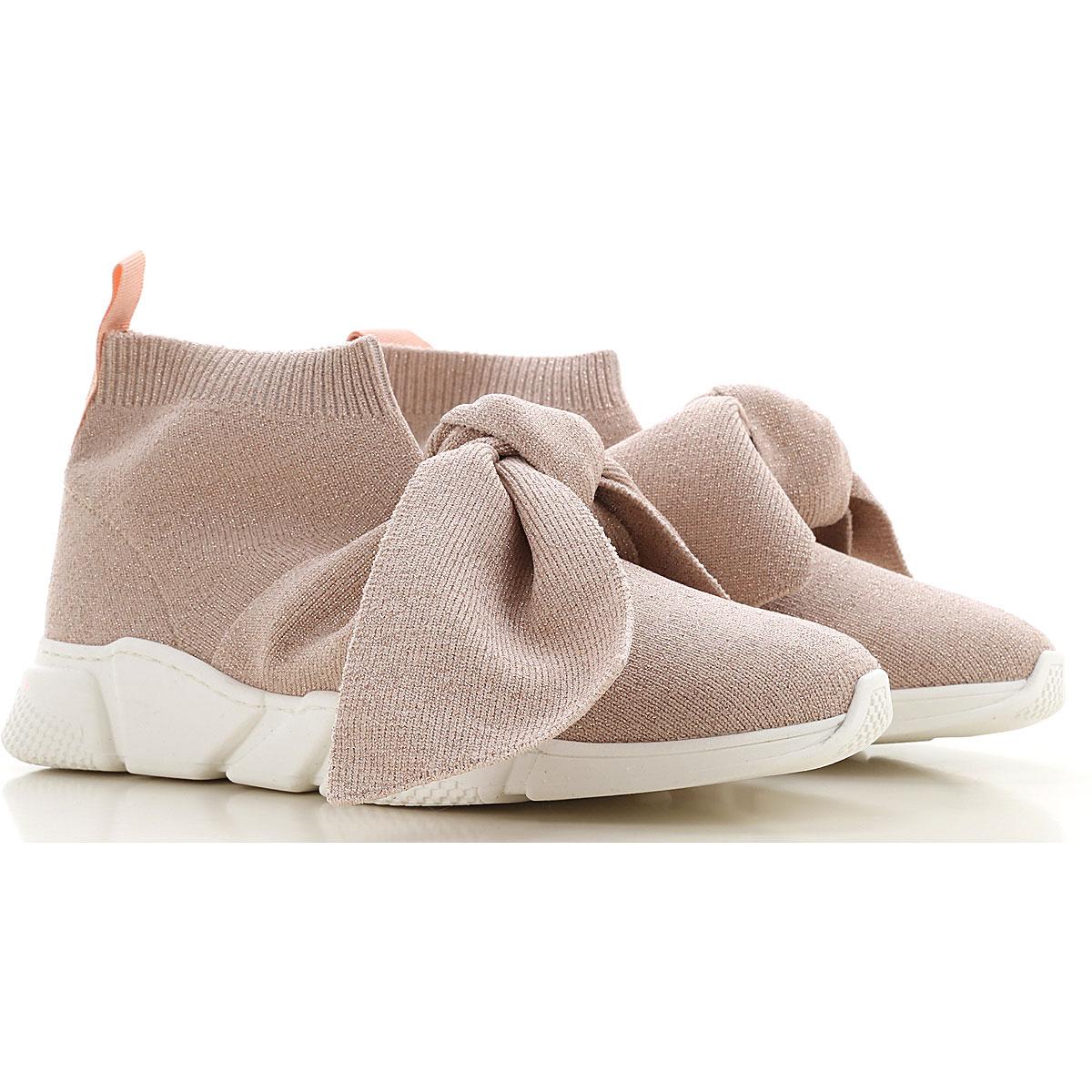 Florens Girls Clothing On Sale, Pink, lurex, 2019, 31 33 35 36