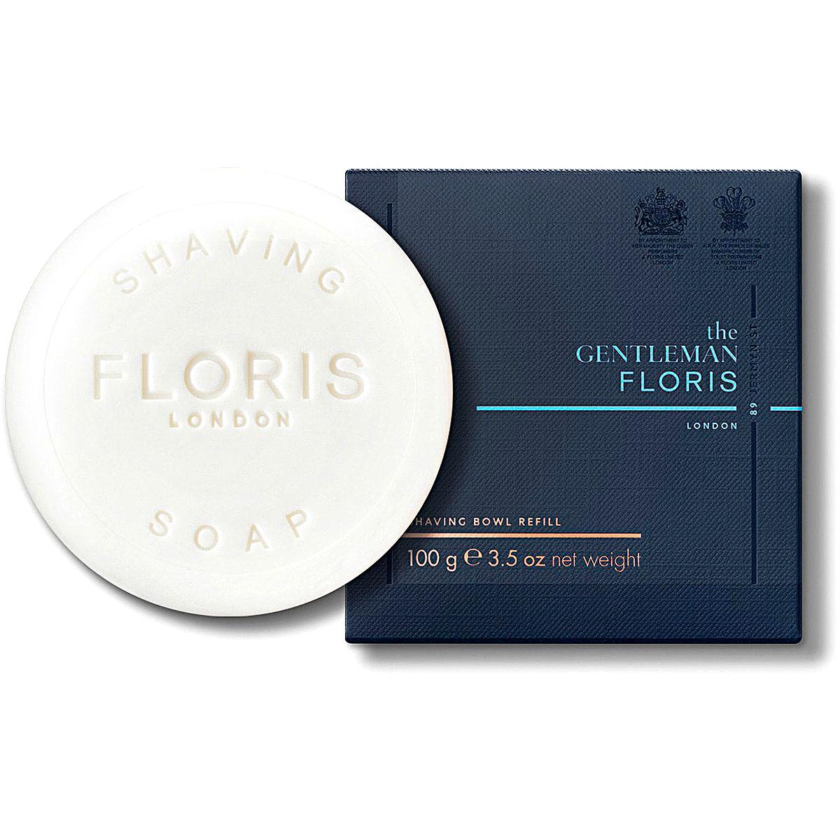 Floris London Shave for Men On Sale, Elite - Shaving Soap Refill - 100 Gr, 2019, 100 gr