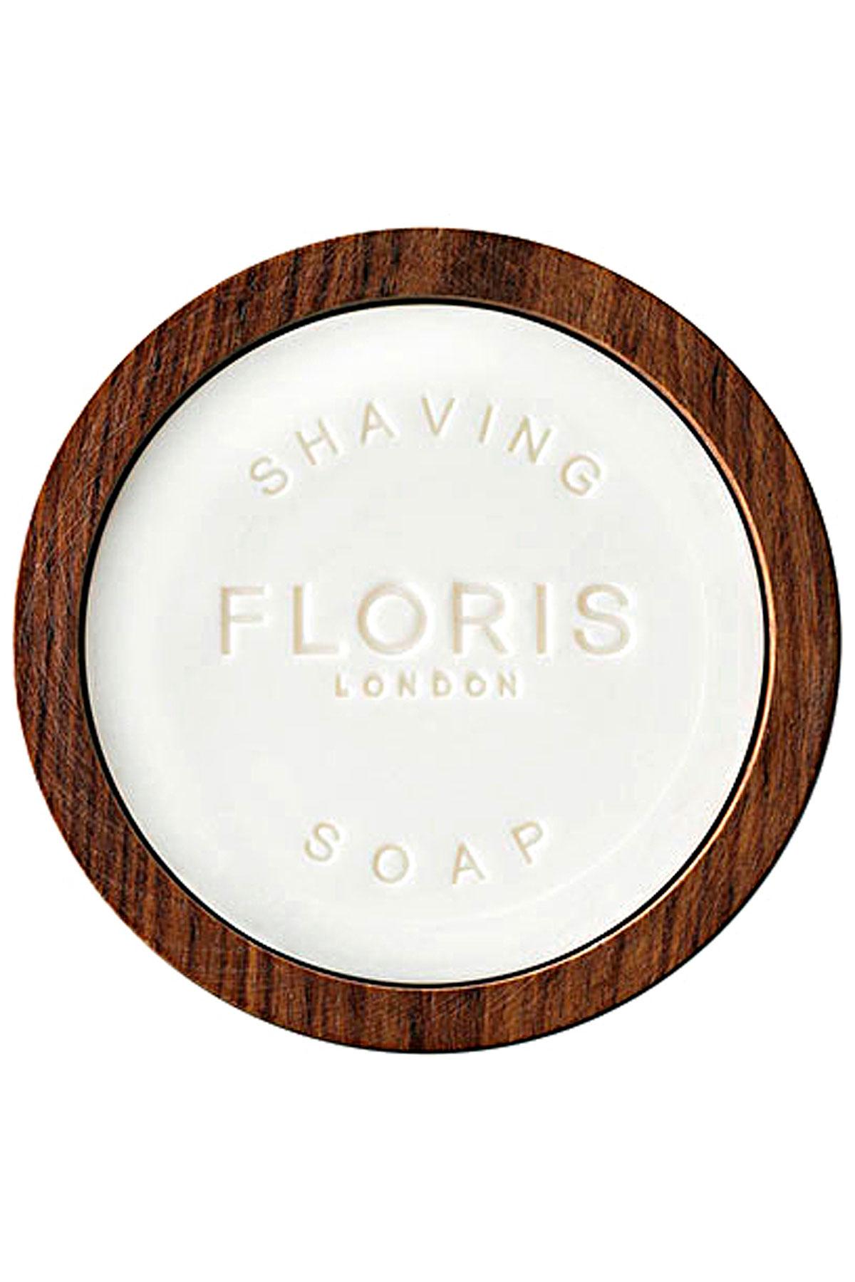 Floris London Shave for Men On Sale, Elite - Shaving Soap & Bowl - 100 Gr, 2019, 100 gr